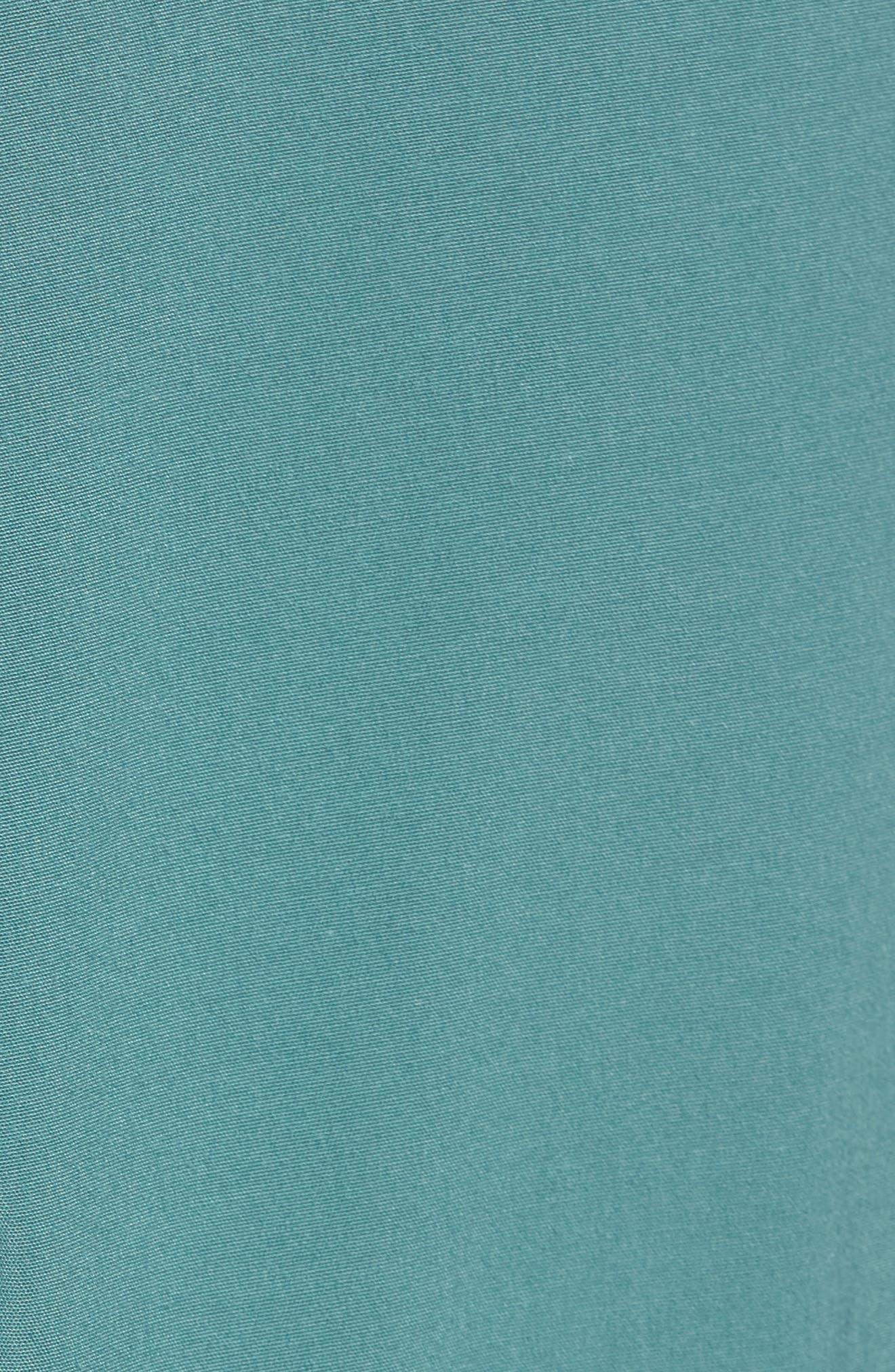 Avalon Board Shorts,                             Alternate thumbnail 5, color,                             Palm Green
