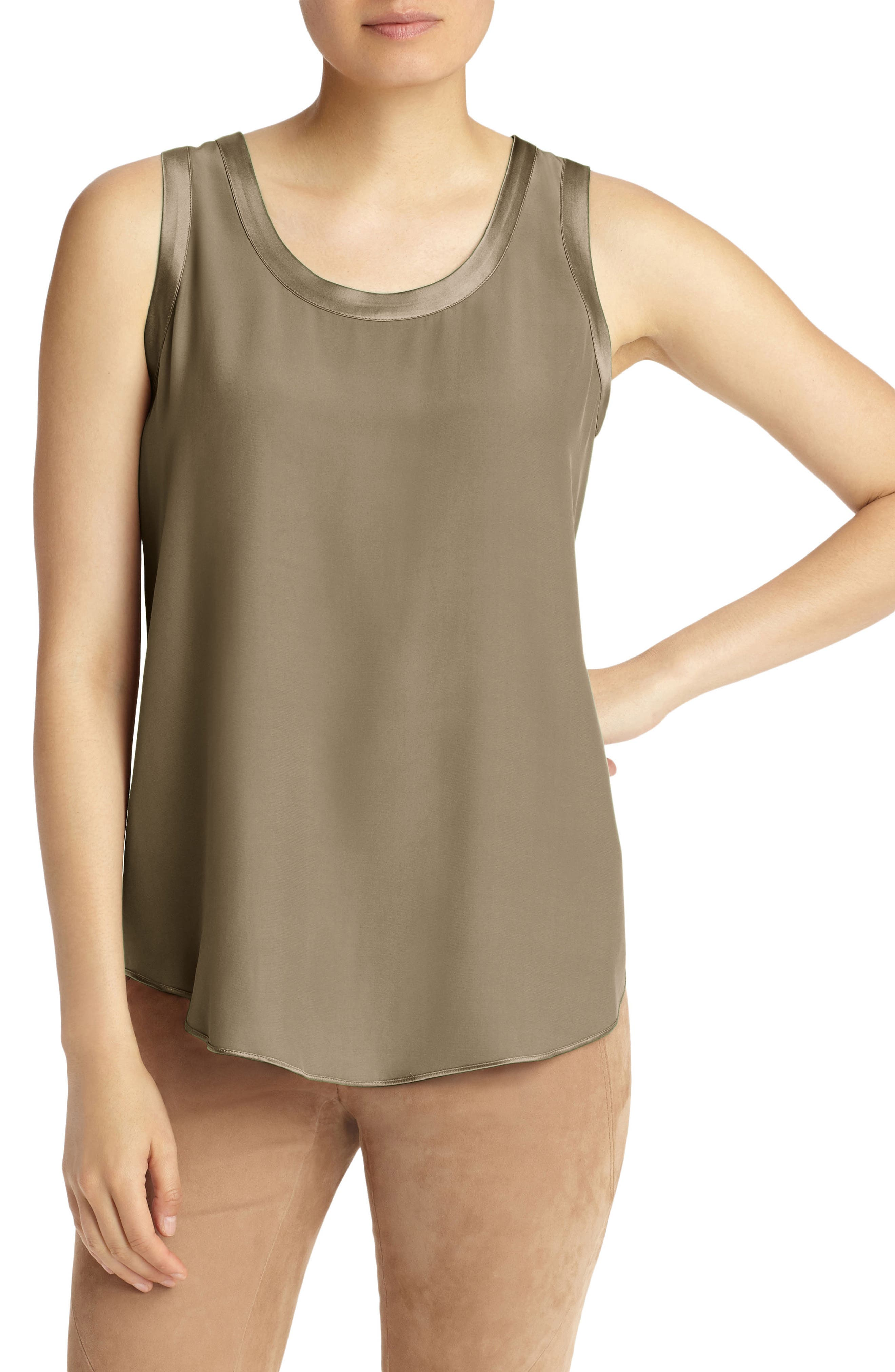 Womens Brown Tops Nordstrom