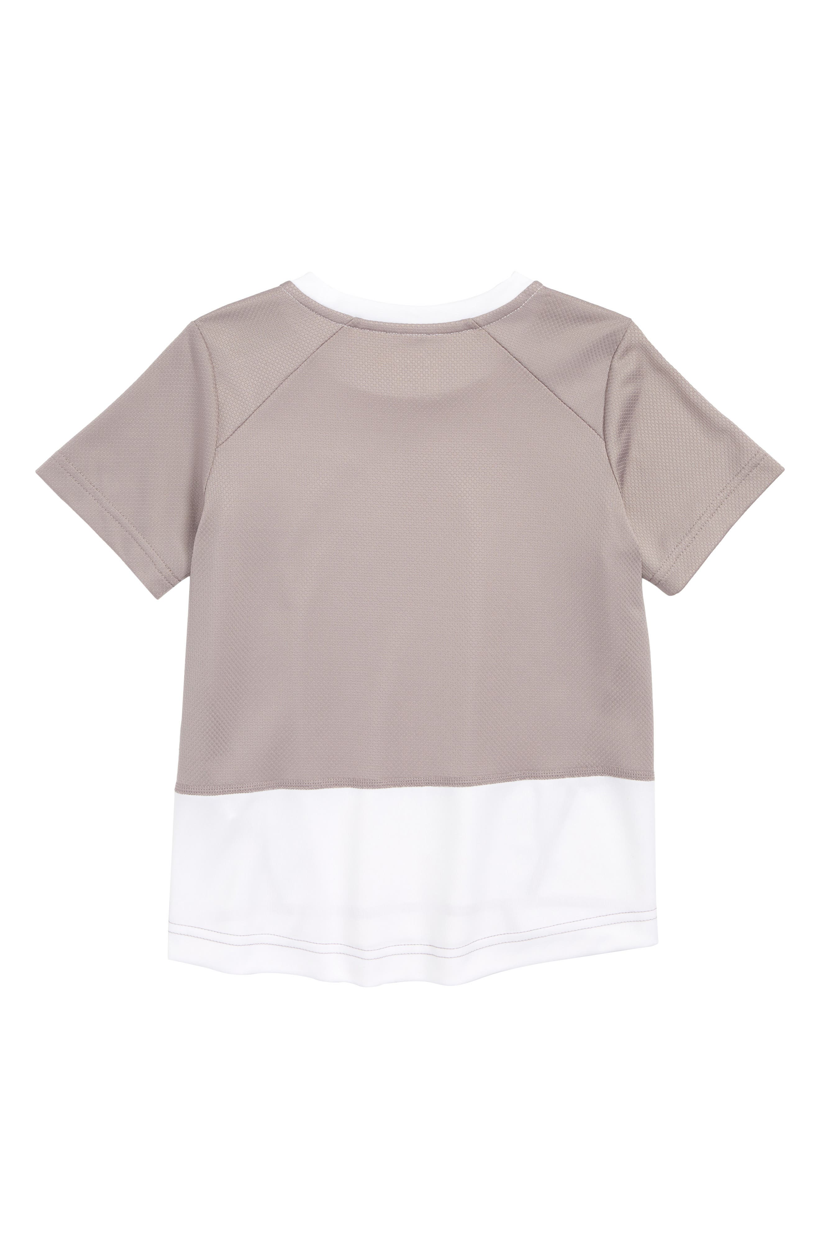 Dry INSTACOOL Shirt,                             Alternate thumbnail 2, color,                             Atmosphere Gray