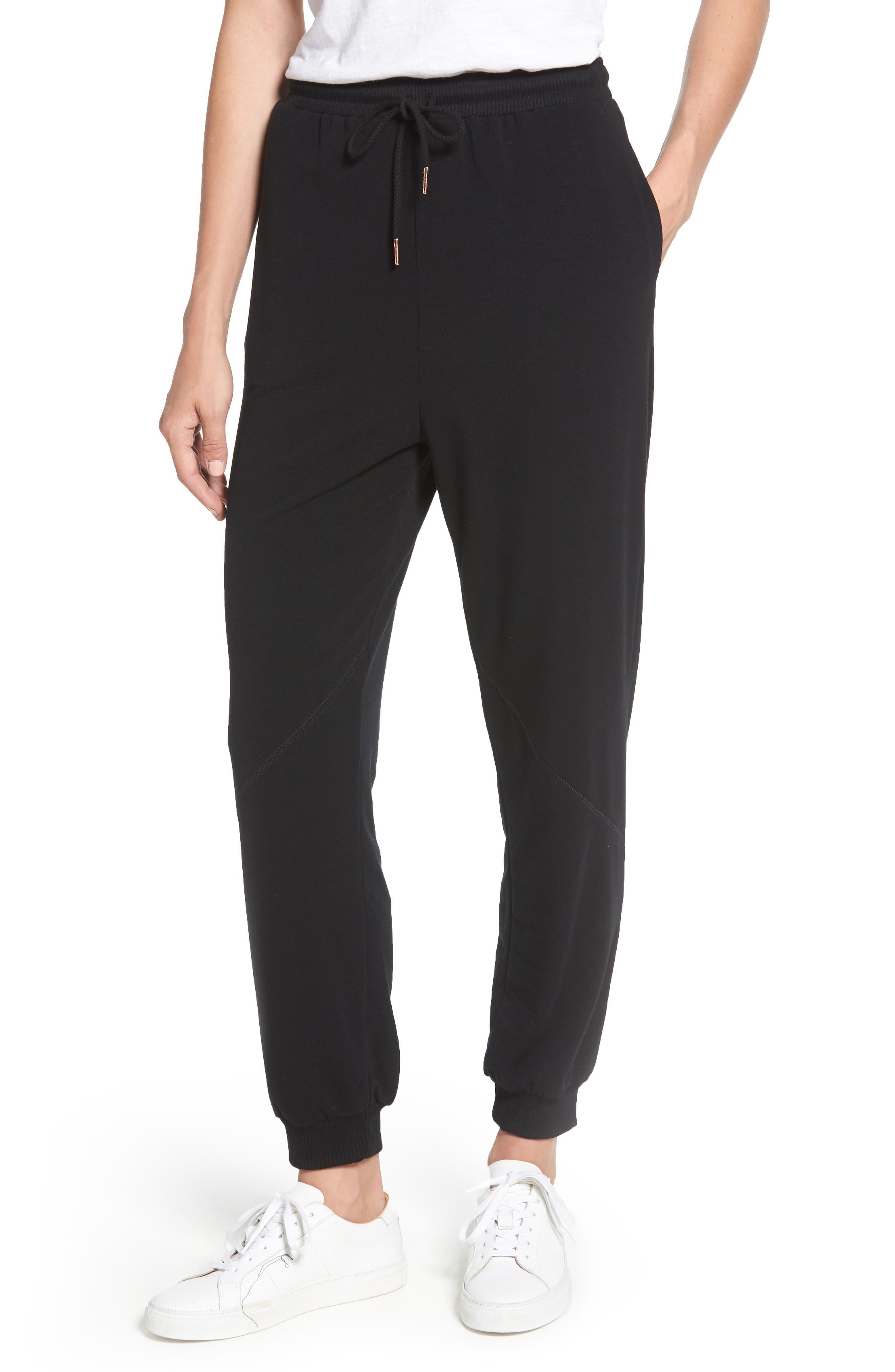 Off-Duty Jogger Pants,                         Main,                         color, Black