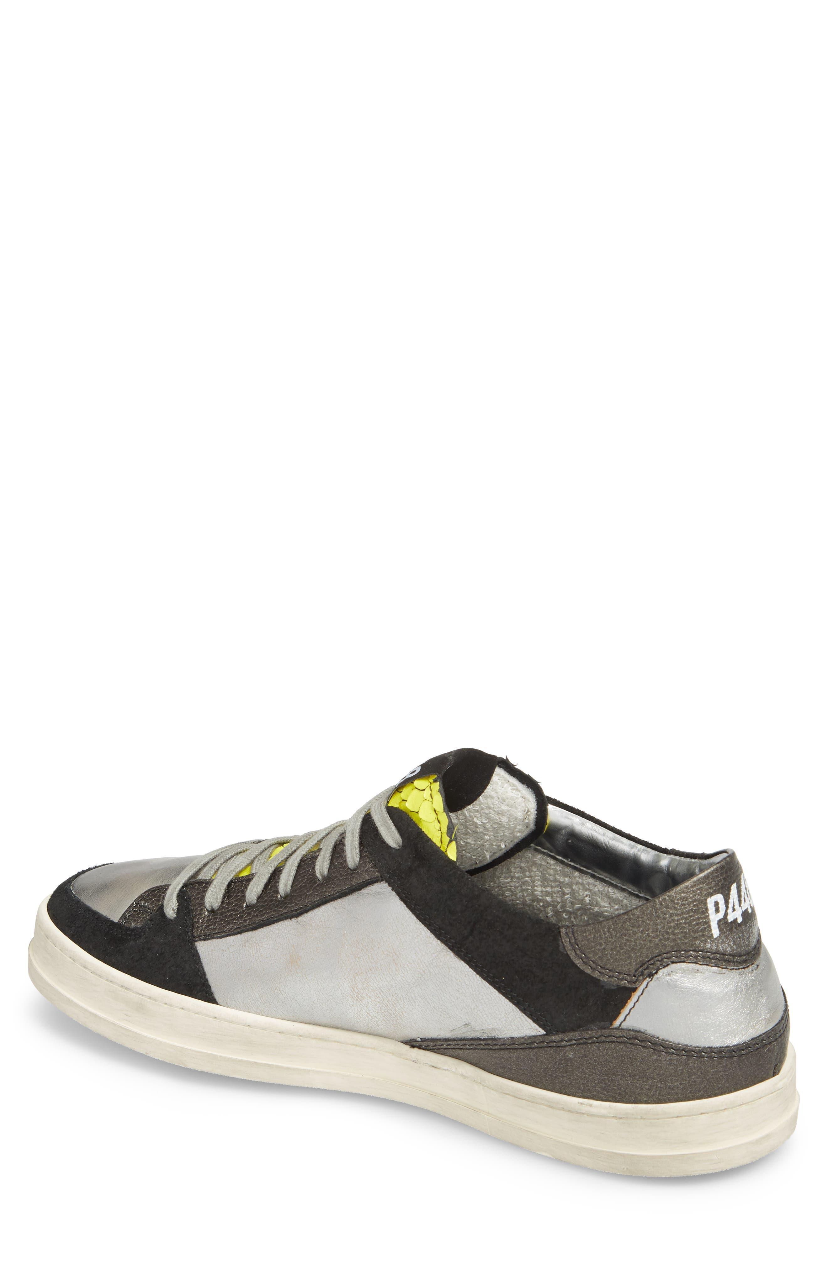 Alternate Image 2  - P448 Queens Mesh Low Top Sneaker (Men)