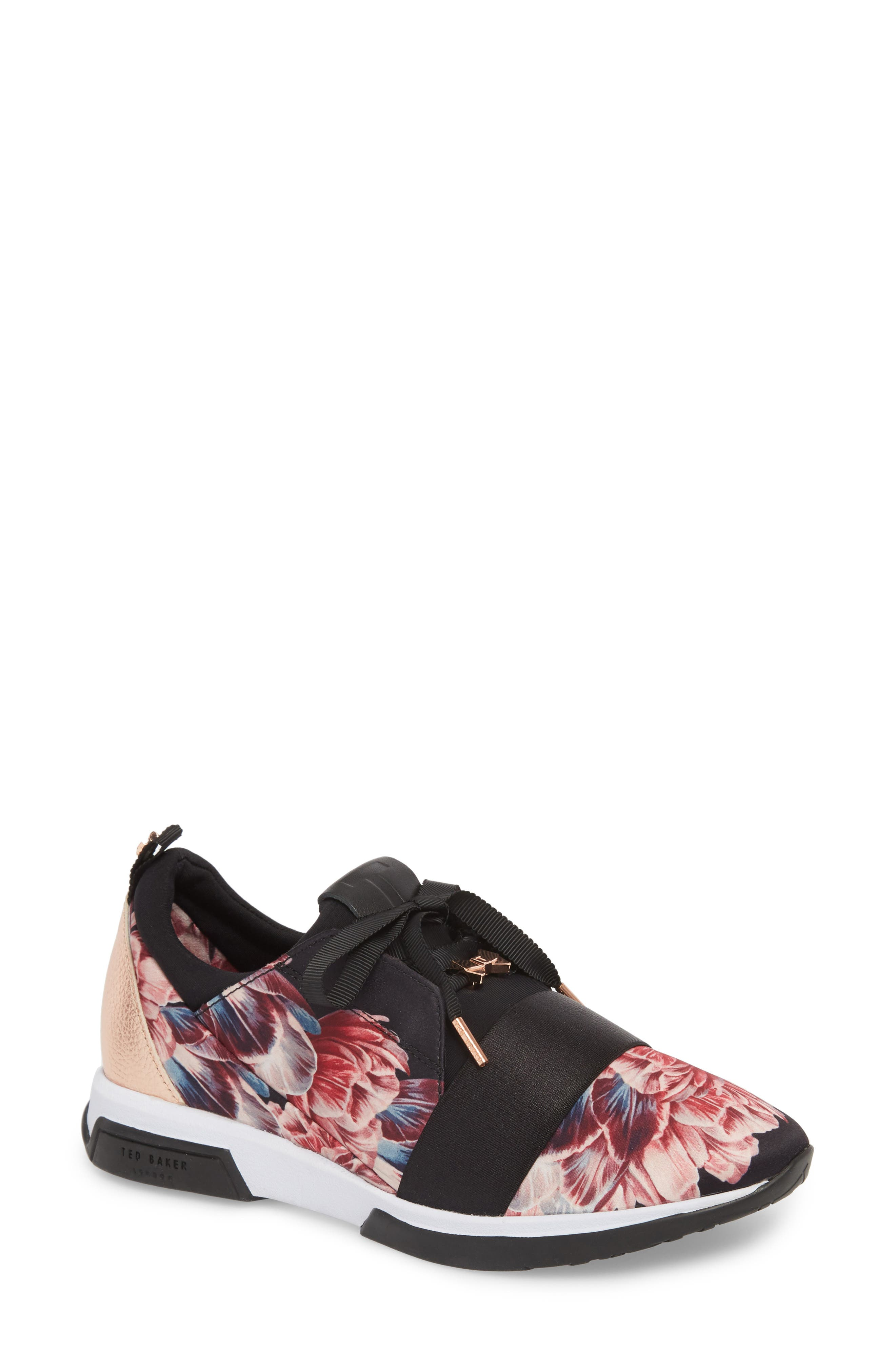 Cepap Sneaker,                         Main,                         color, Tranquility Fabric