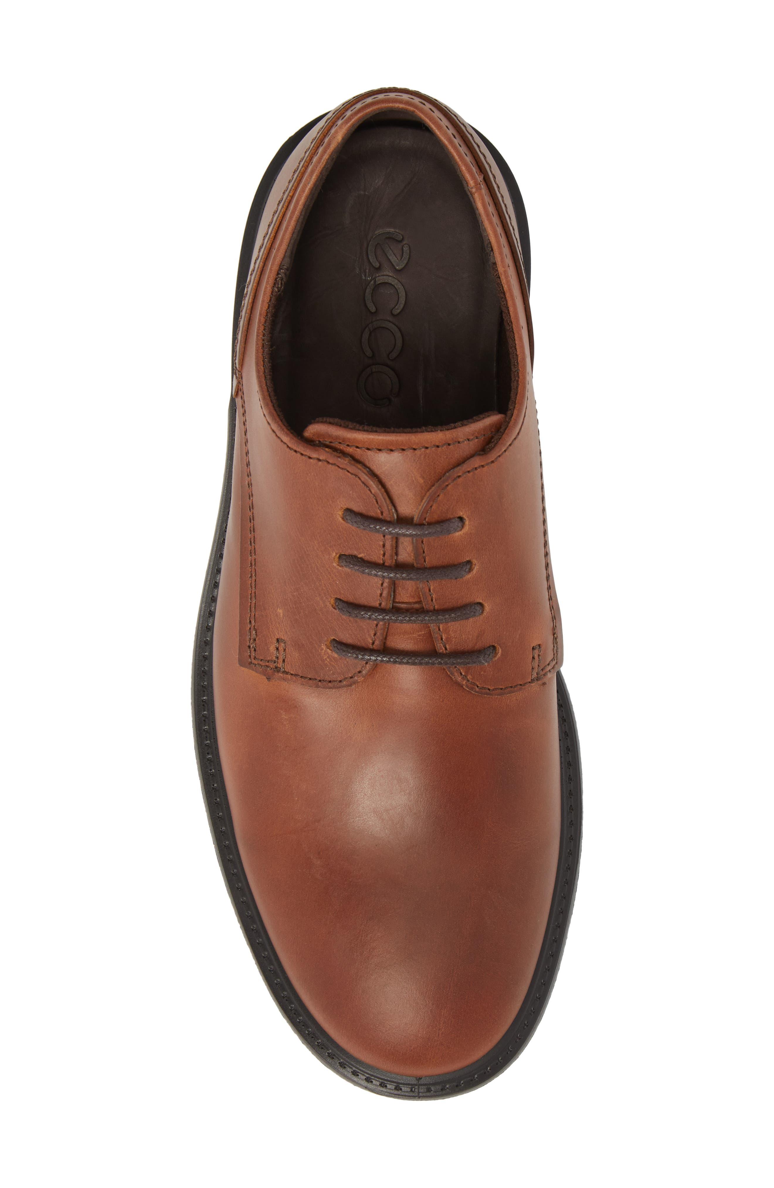 Knoxville Moonless AZT Derby,                             Alternate thumbnail 5, color,                             Cognac Leather