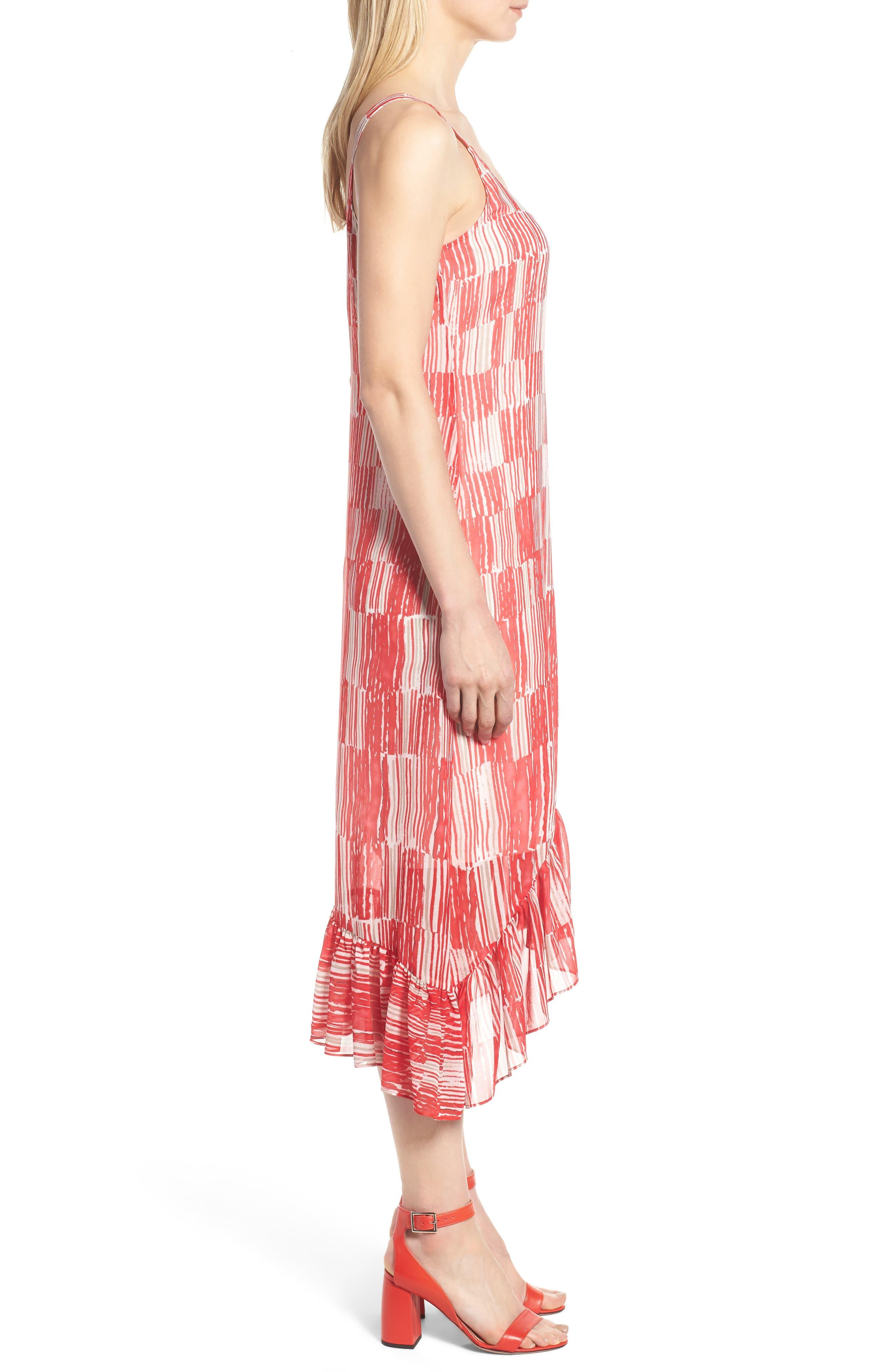 Zambra Dress,                             Alternate thumbnail 3, color,                             Multi