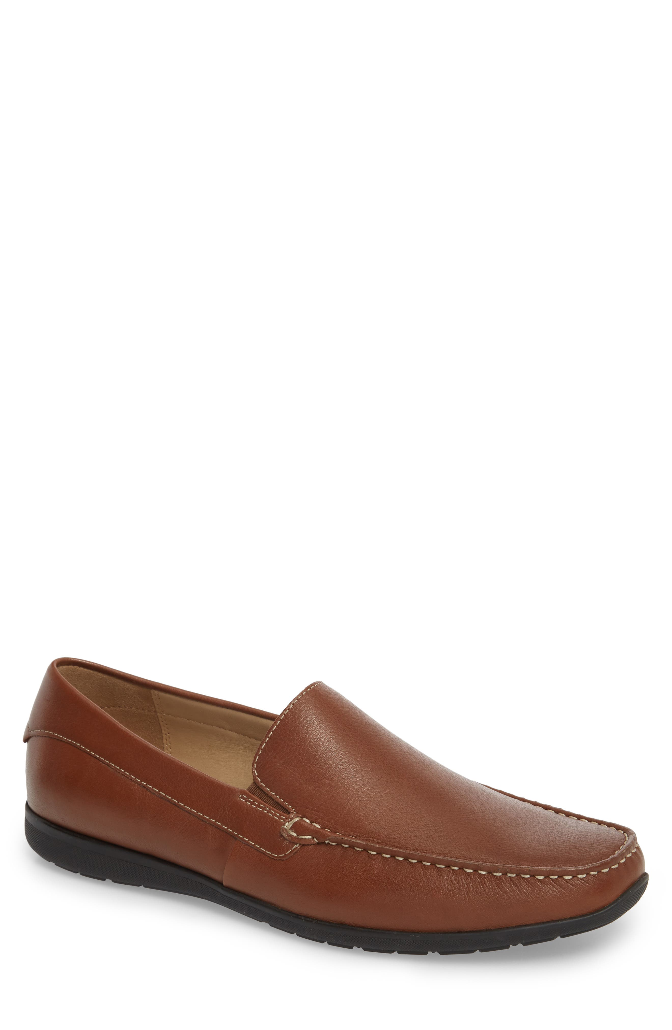 Classic Loafer,                             Main thumbnail 1, color,                             Lion