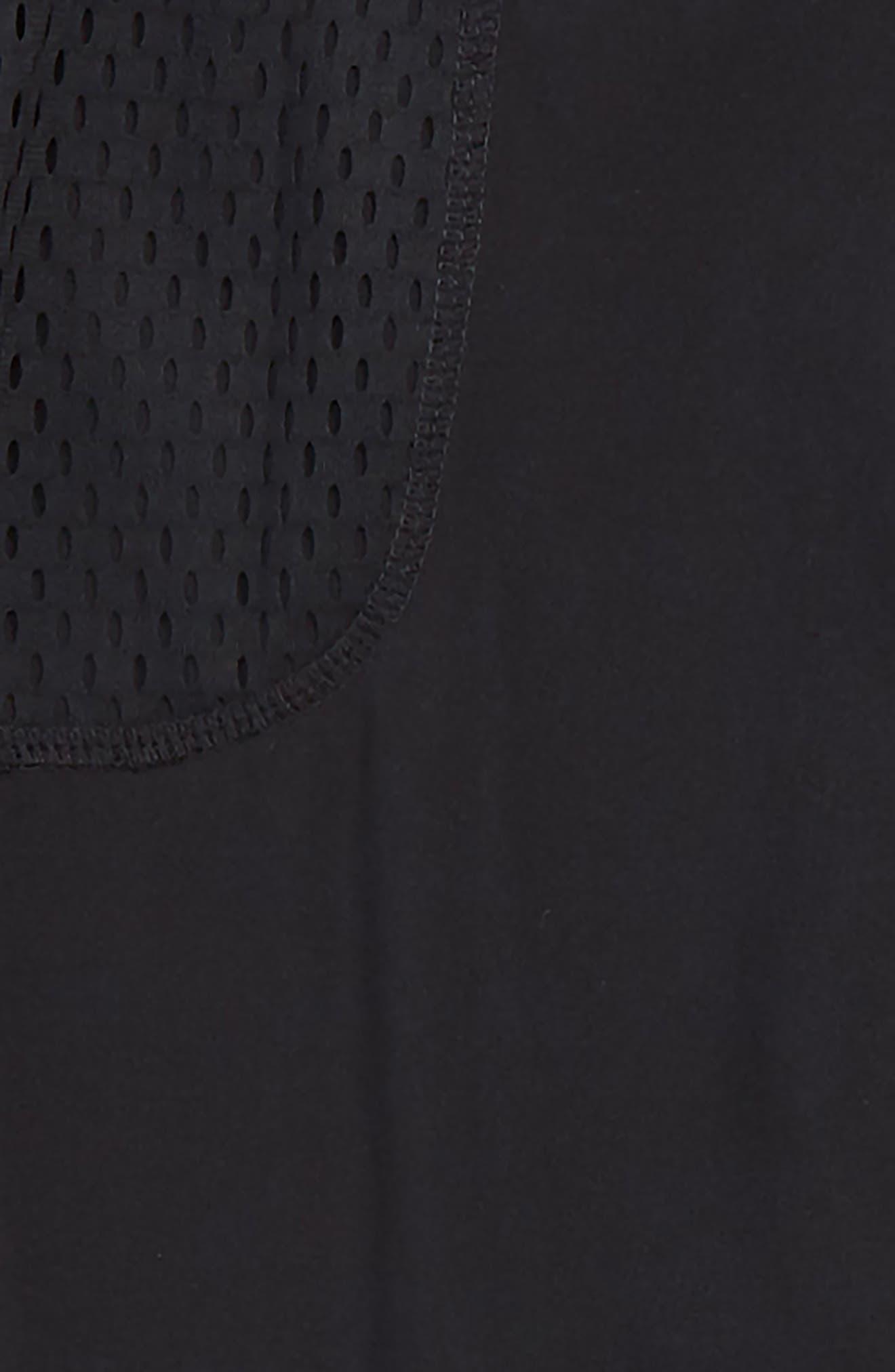 Mesh Pocket Jogger Pants,                             Alternate thumbnail 2, color,                             Black