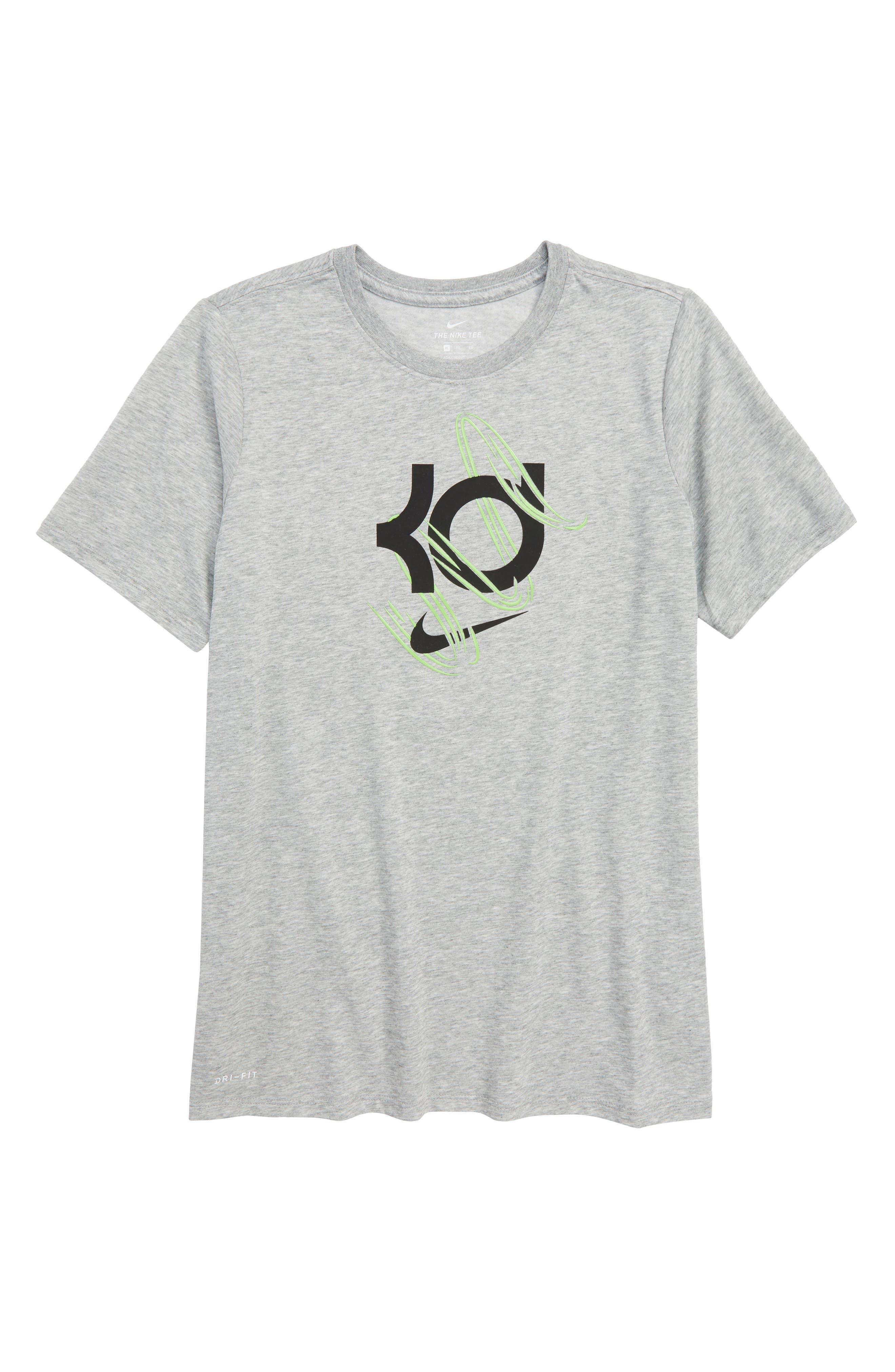 Nike Dry Logo T-Shirt (Little Boys & Big Boys)