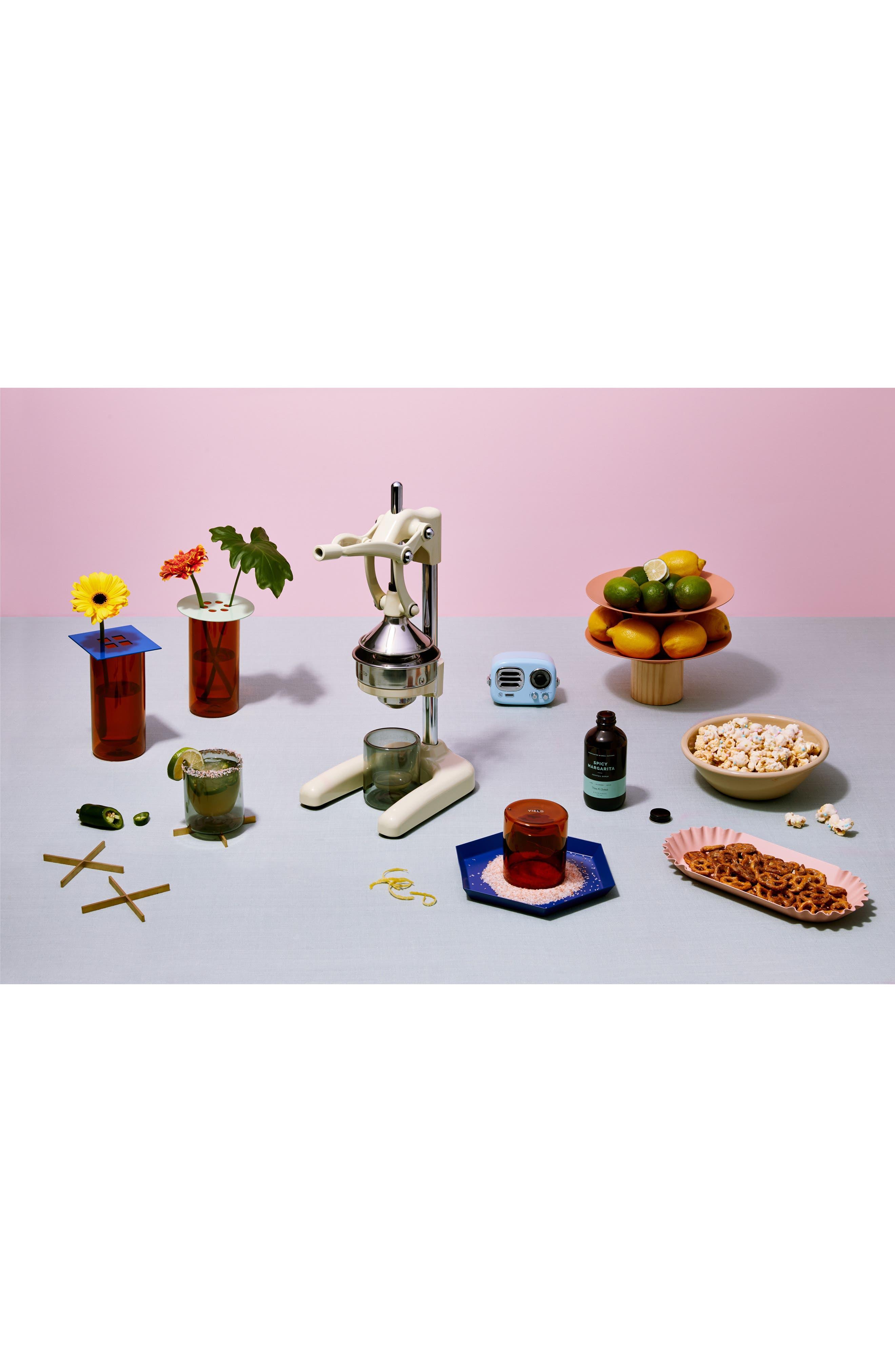 Set of 3 Anywhere Vase Converters,                             Alternate thumbnail 4, color,                             Tan/Mint/Cobal