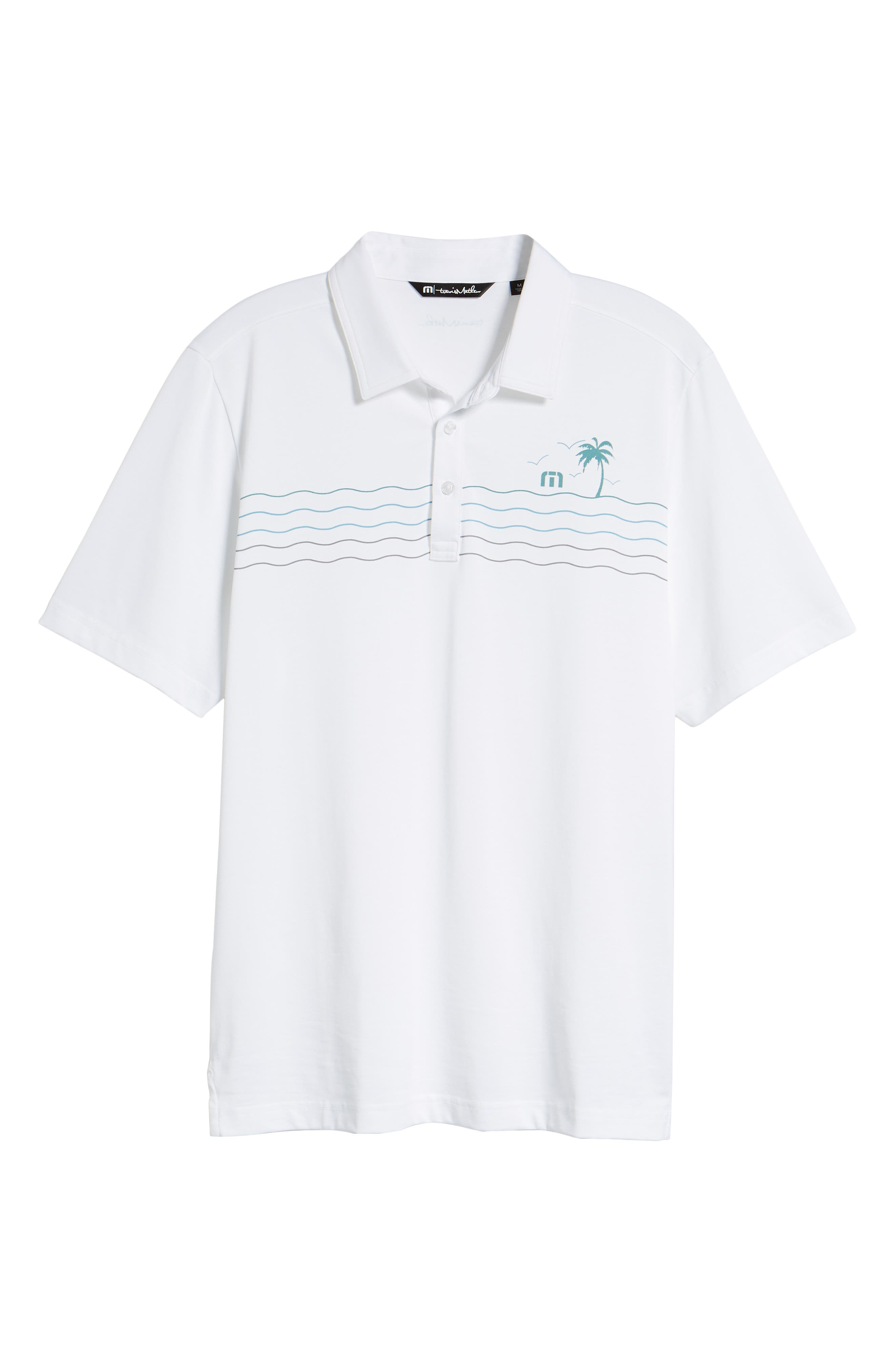 Not 4 Everyone Regular Fit Polo,                             Alternate thumbnail 6, color,                             White
