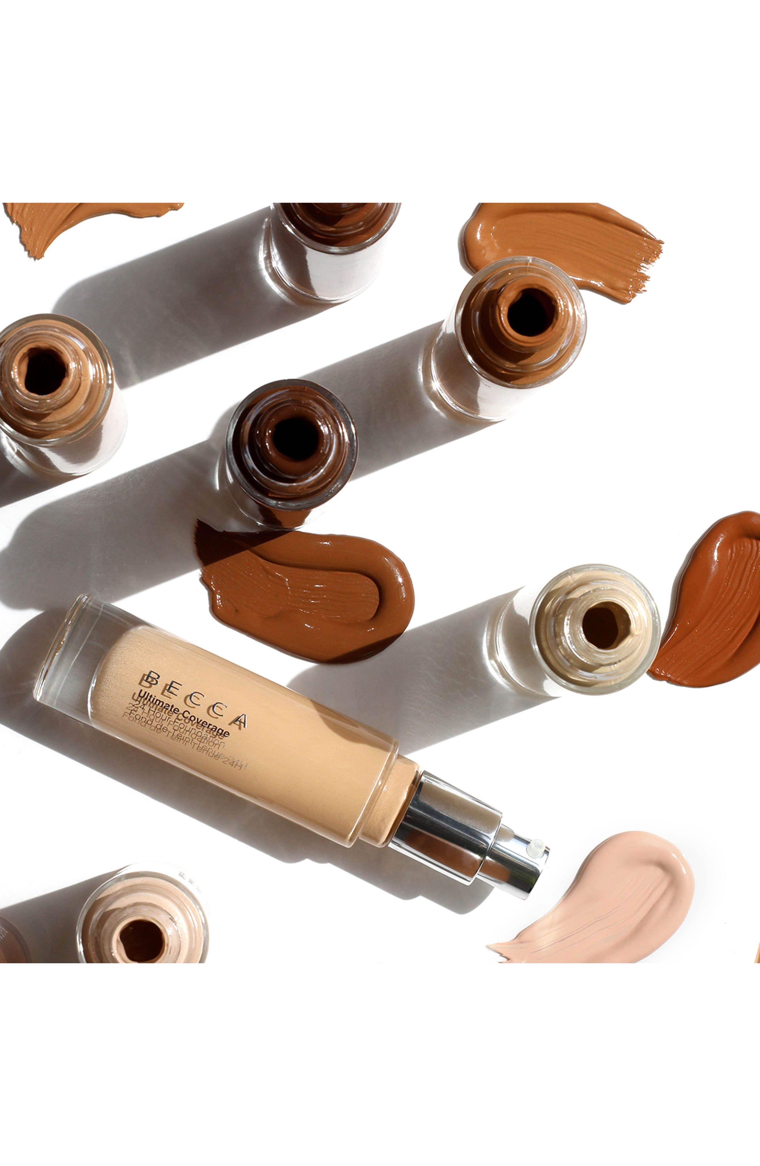 BECCA Ultimate Coverage 24-Hour Foundation,                             Alternate thumbnail 6, color,