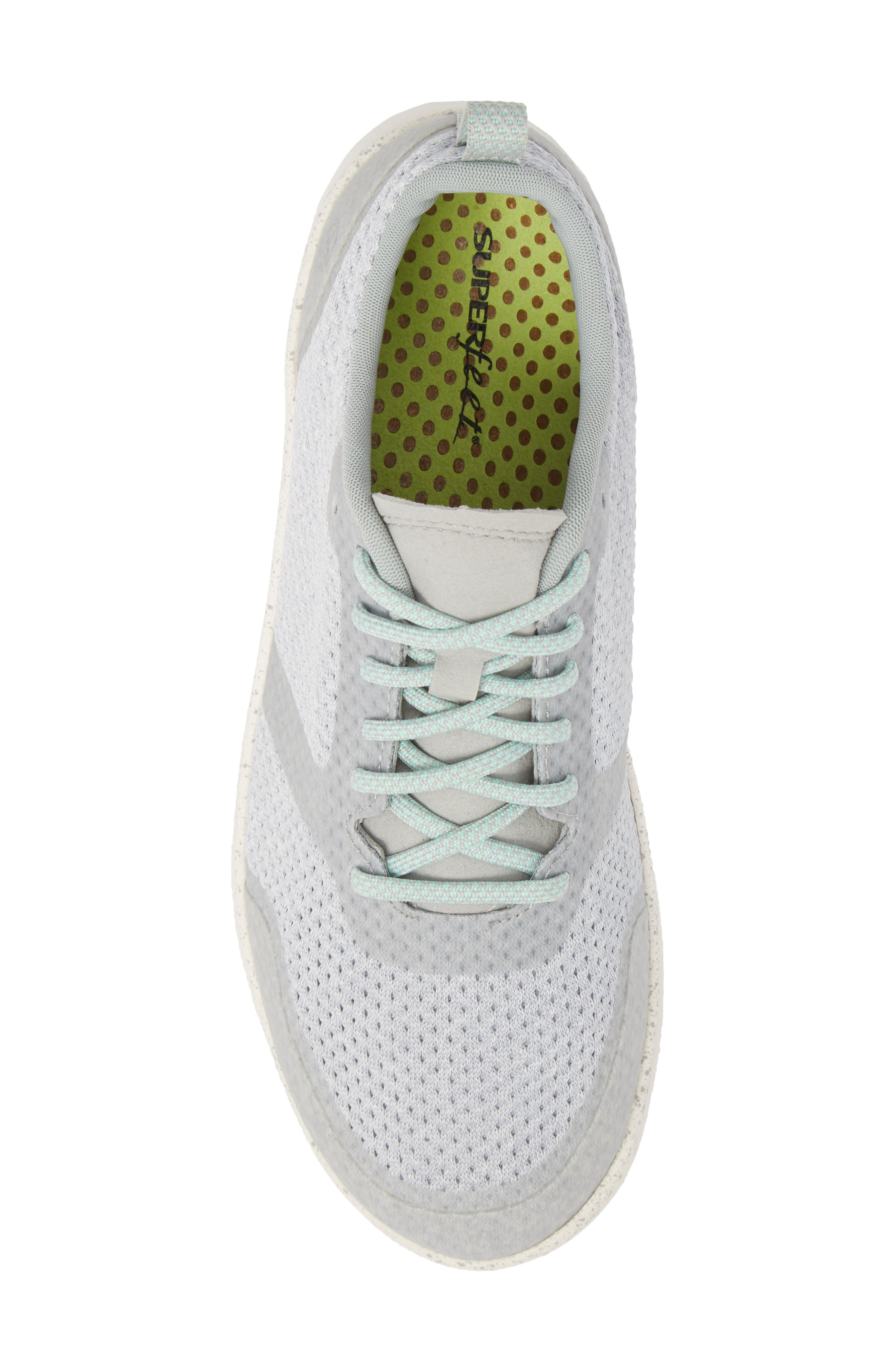 Linden Sneaker,                             Alternate thumbnail 5, color,                             High Rise/ Yucca