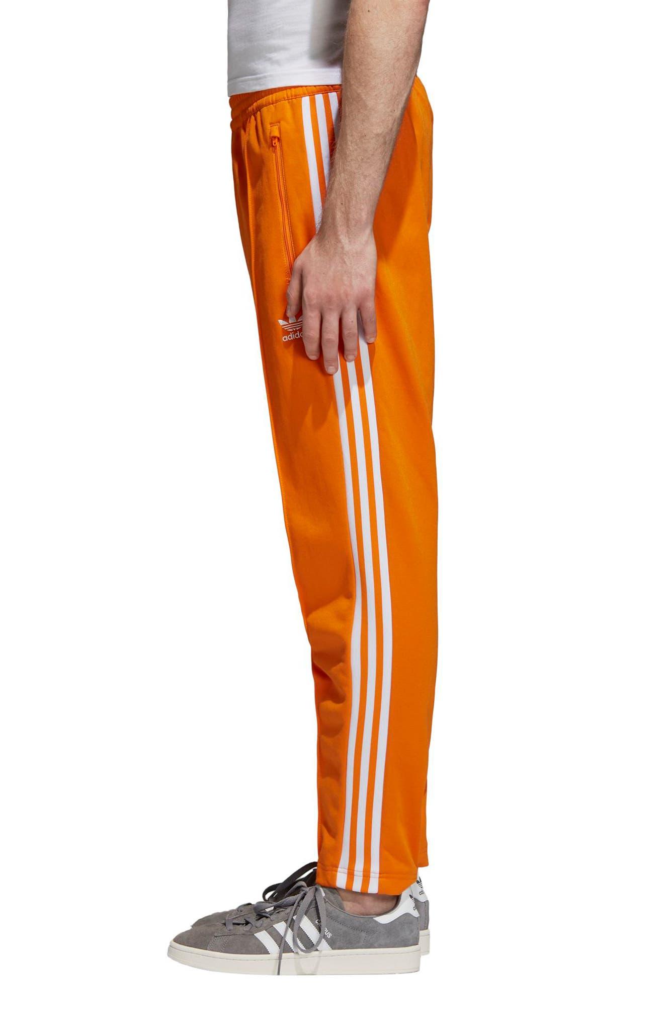 BB Track Pants,                             Alternate thumbnail 3, color,                             Bright Orange