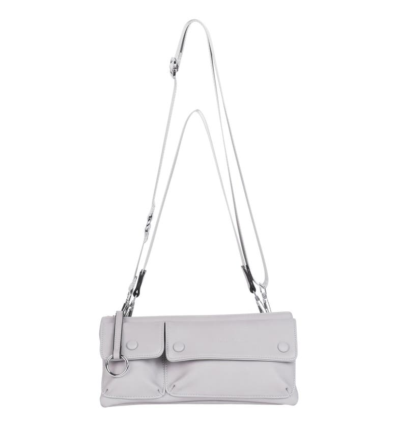 Urban Originals ART OF HAPPINESS VEGAN LEATHER CROSSBODY BAG