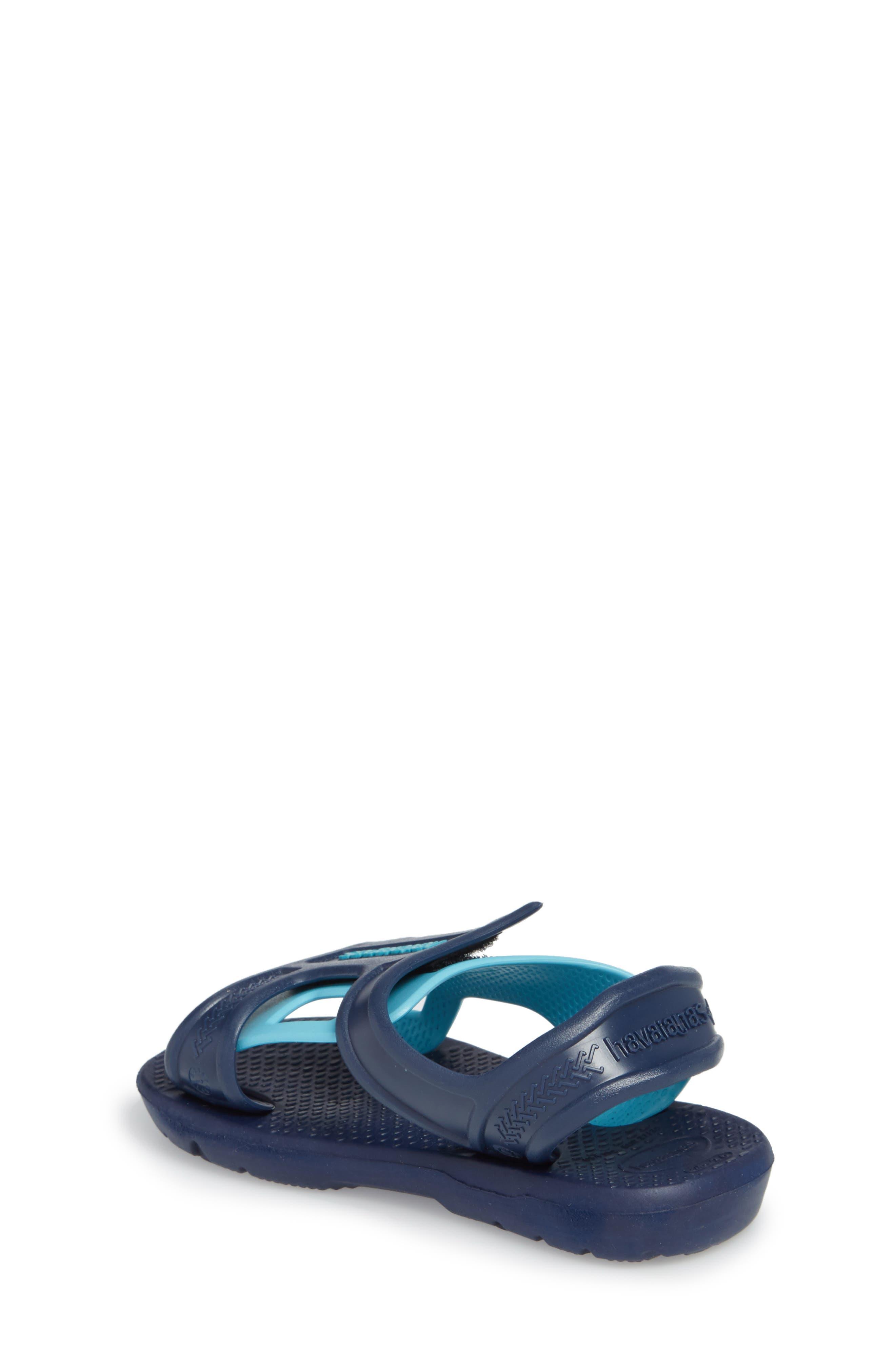 Move Sandal,                             Alternate thumbnail 2, color,                             Navy Blue