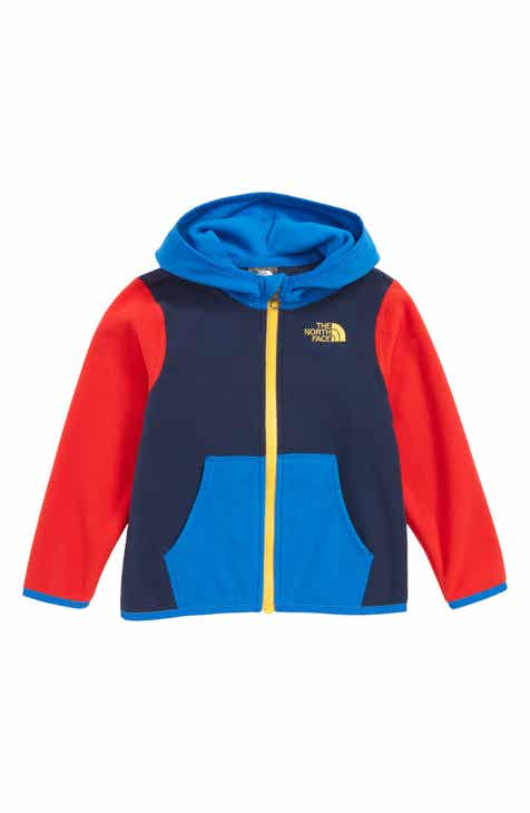 a133583042179 The North Face Glacier Full Zip Hoodie (Baby Boys)