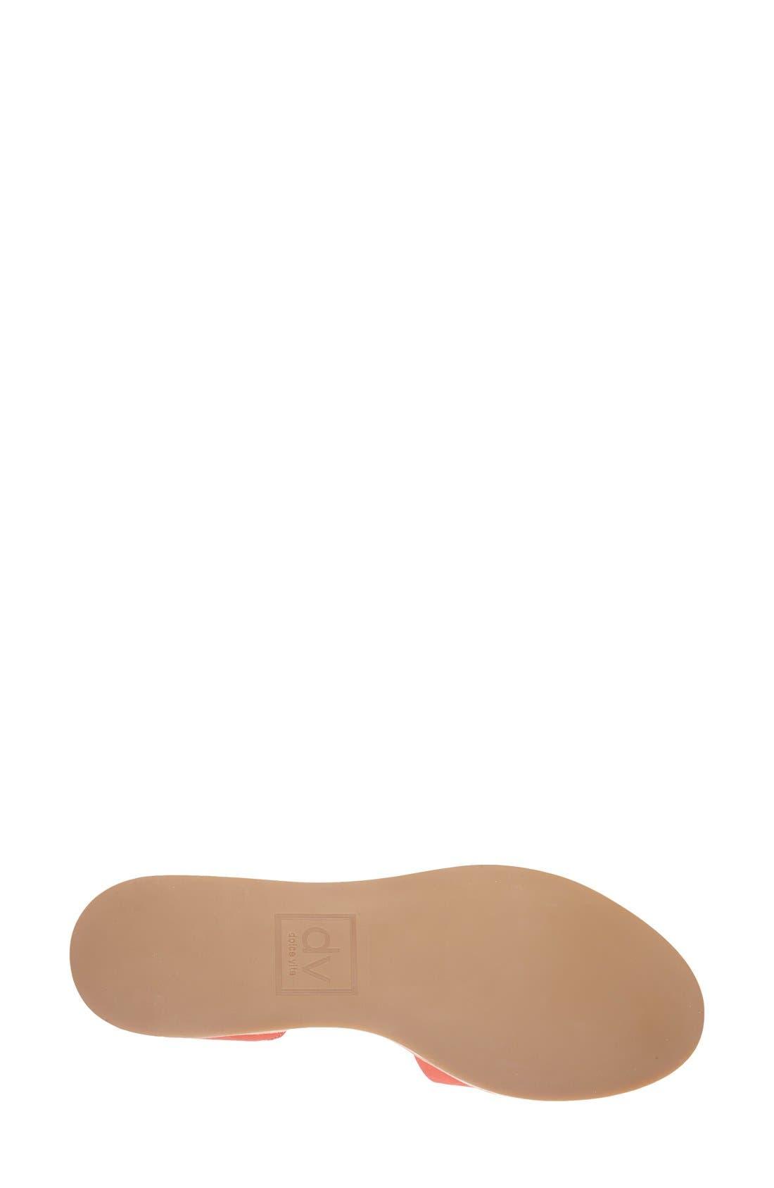 Alternate Image 4  - DV by Dolce Vita 'Datsun' Leather Sandal (Women)