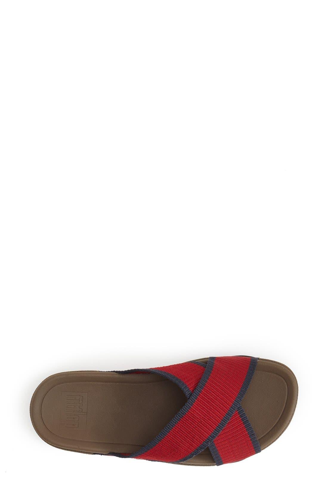 Alternate Image 3  - FitFlop™ 'Surfer' Slide Sandal (Men)