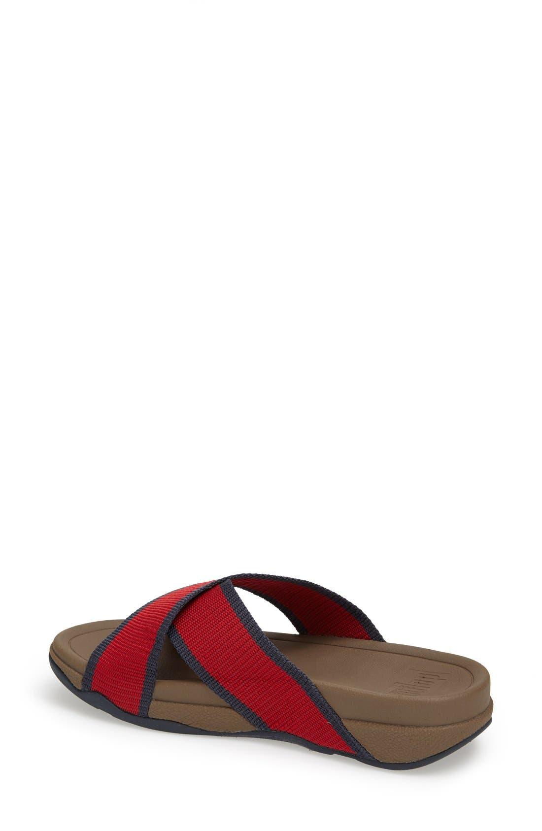 Alternate Image 2  - FitFlop™ 'Surfer' Slide Sandal (Men)