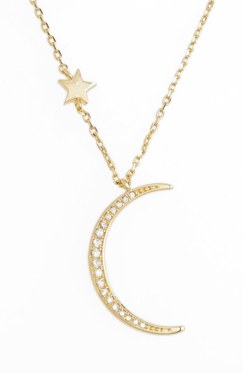 Melinda Maria Fairbanks Layered Pendant Necklace