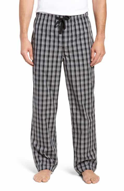 Nordstrom Mens Shop Poplin Pajama Pants