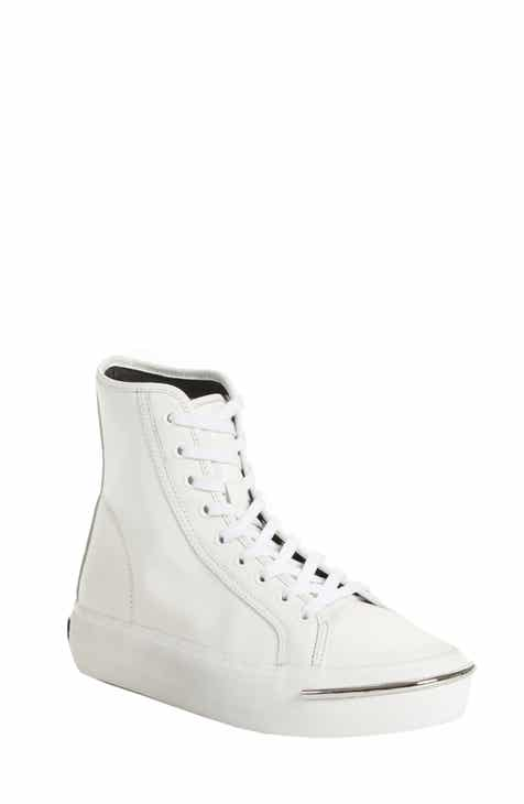 c146c29a68280e Alexander Wang Pia High Top Sneaker (Women)