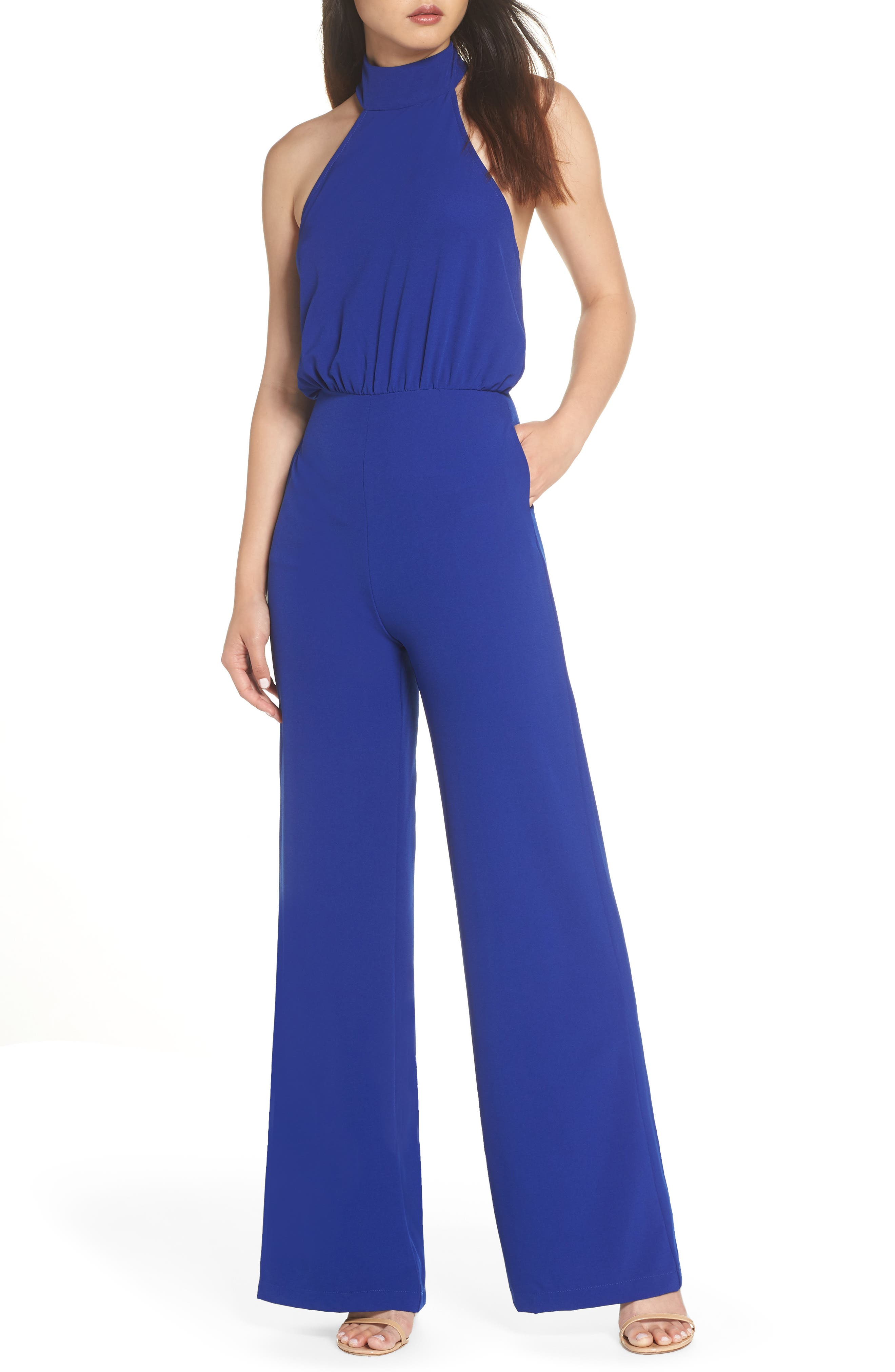 Blue Jumpsuits for Juniors