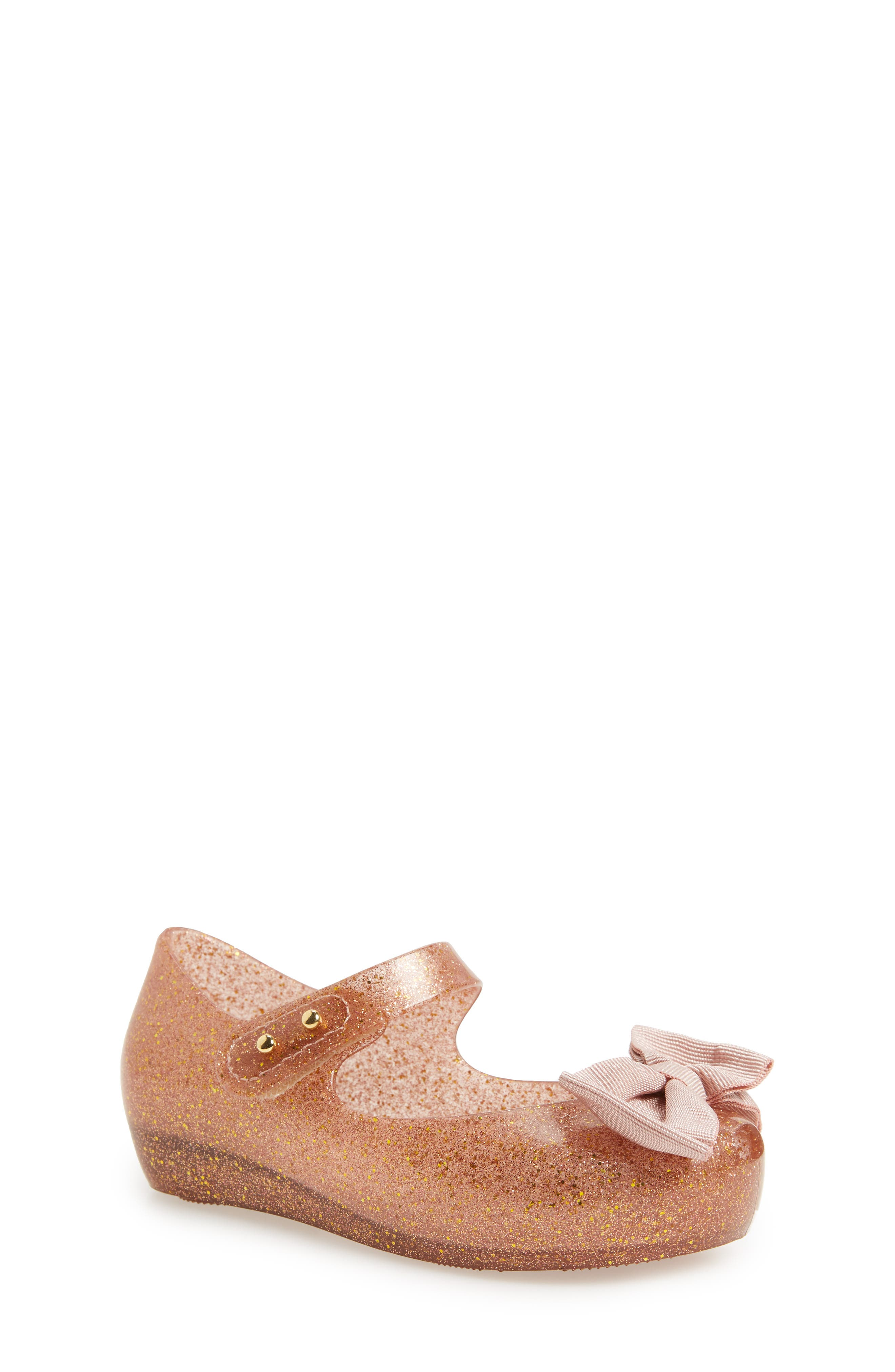 'Ultragirl Sweet' Mary Jane Flat,                             Main thumbnail 1, color,                             Pink Twinkle