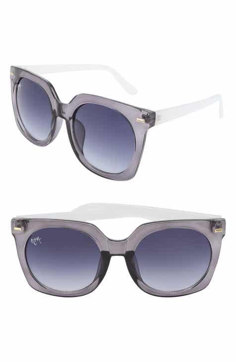 be8585f937 NEM Melrose 55mm Square Sunglasses.  65.00. Product Image. GREY TORTOISE   HAVANA  BLACK