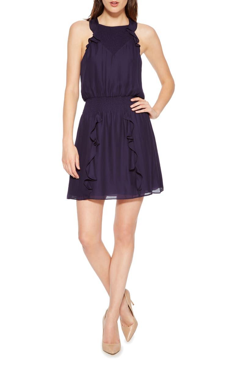 Milly Silk Blend Dress