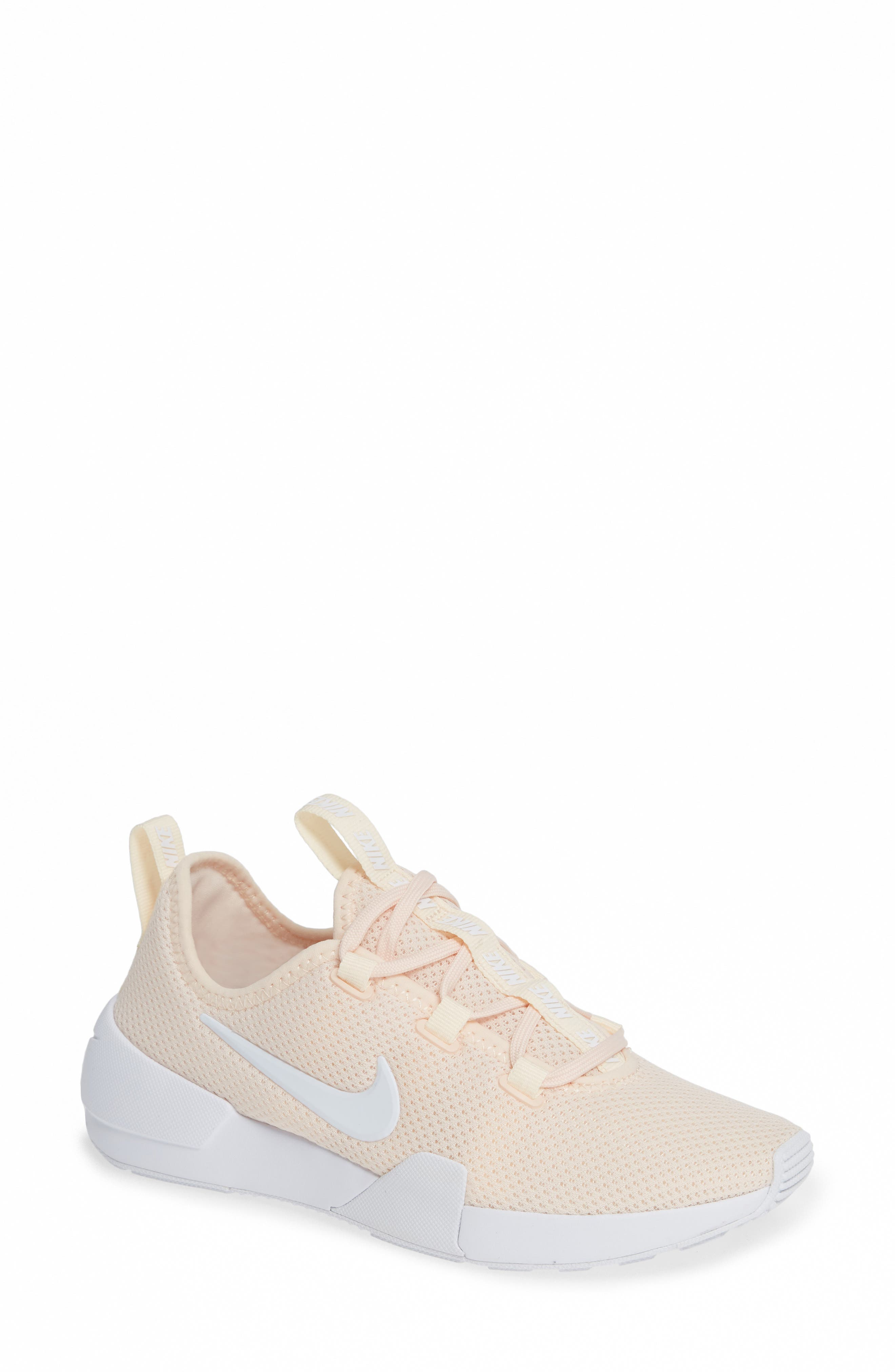 Ashin Modern Shoe,                         Main,                         color, Guava Ice/ White/ White