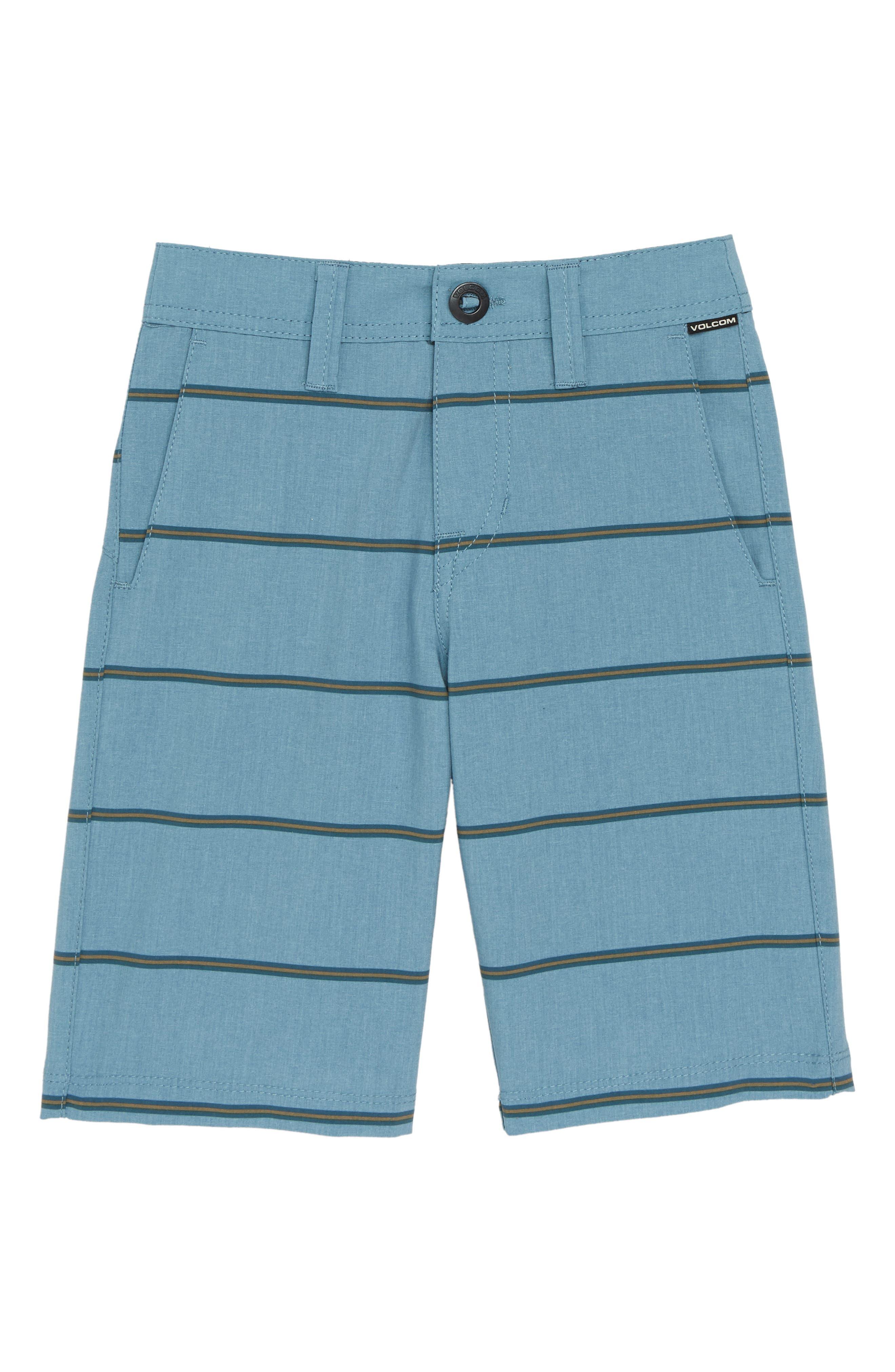 Frickin Surf N' Turf Mix Hybrid Shorts,                             Main thumbnail 1, color,                             Wrecked Indigo
