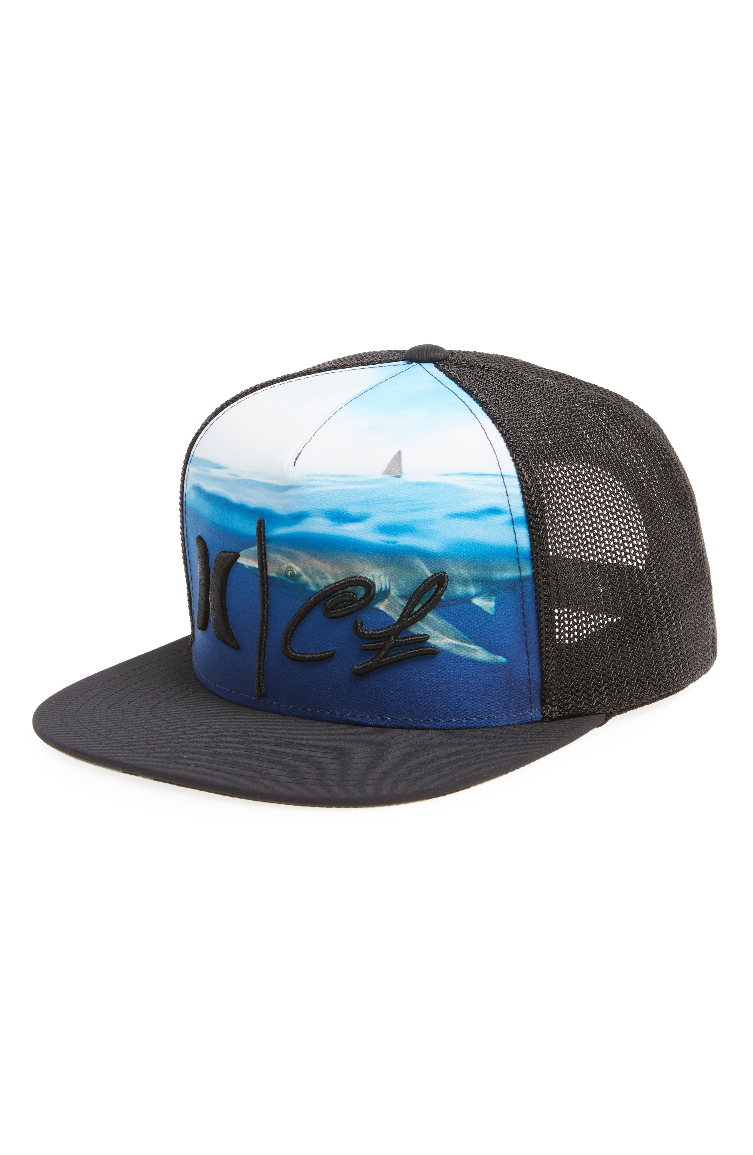 e578904b spain hurley hats shore cruiser bucket hat navy 185034 made of polyester  855a7 eae63; switzerland hurley clark little shark trucker hat a1b0f fc157