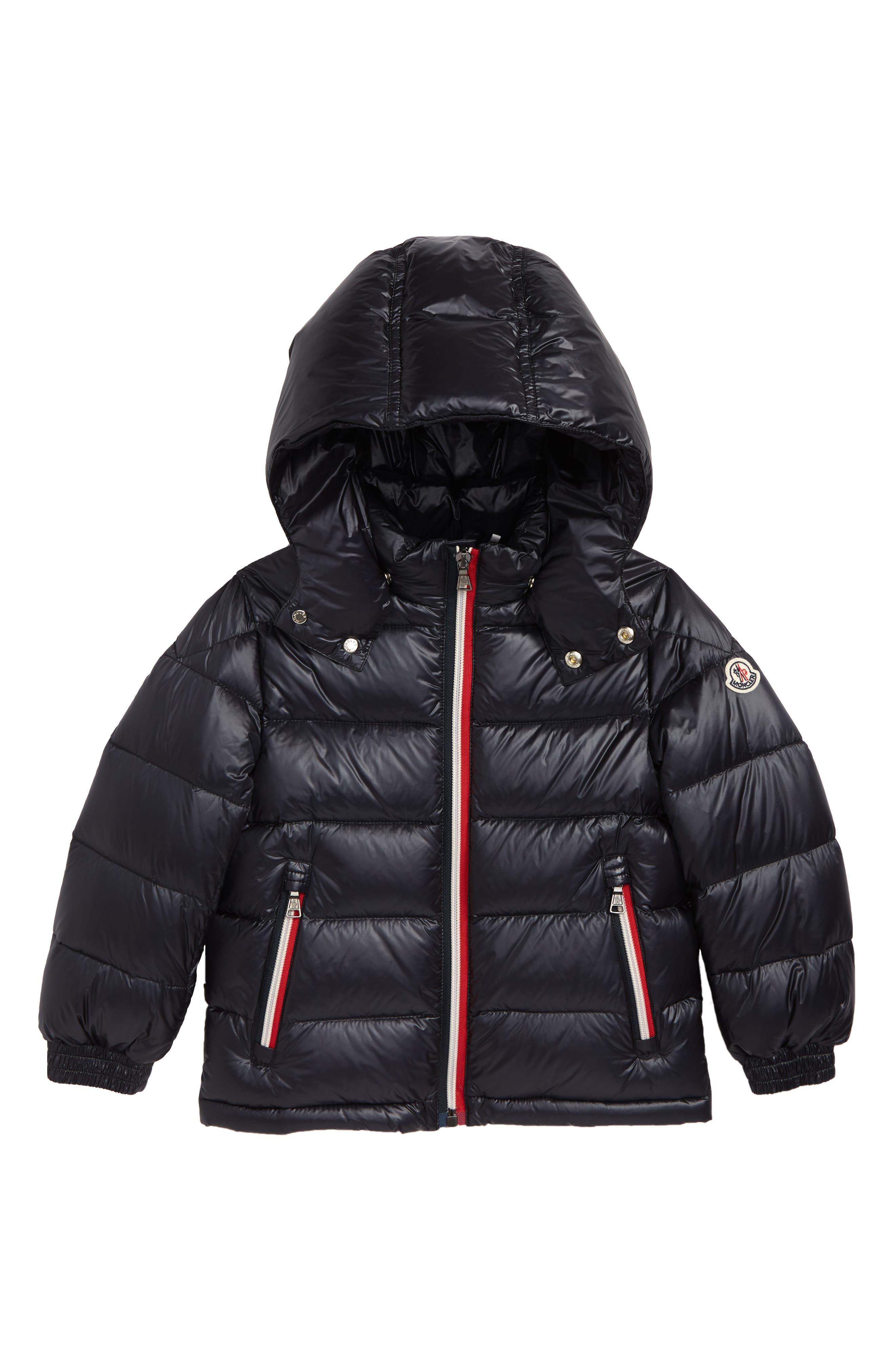 1593519cf769 czech moncler gastonet hooded water resistant down jacket little kid big  kid a9686 6c5c8