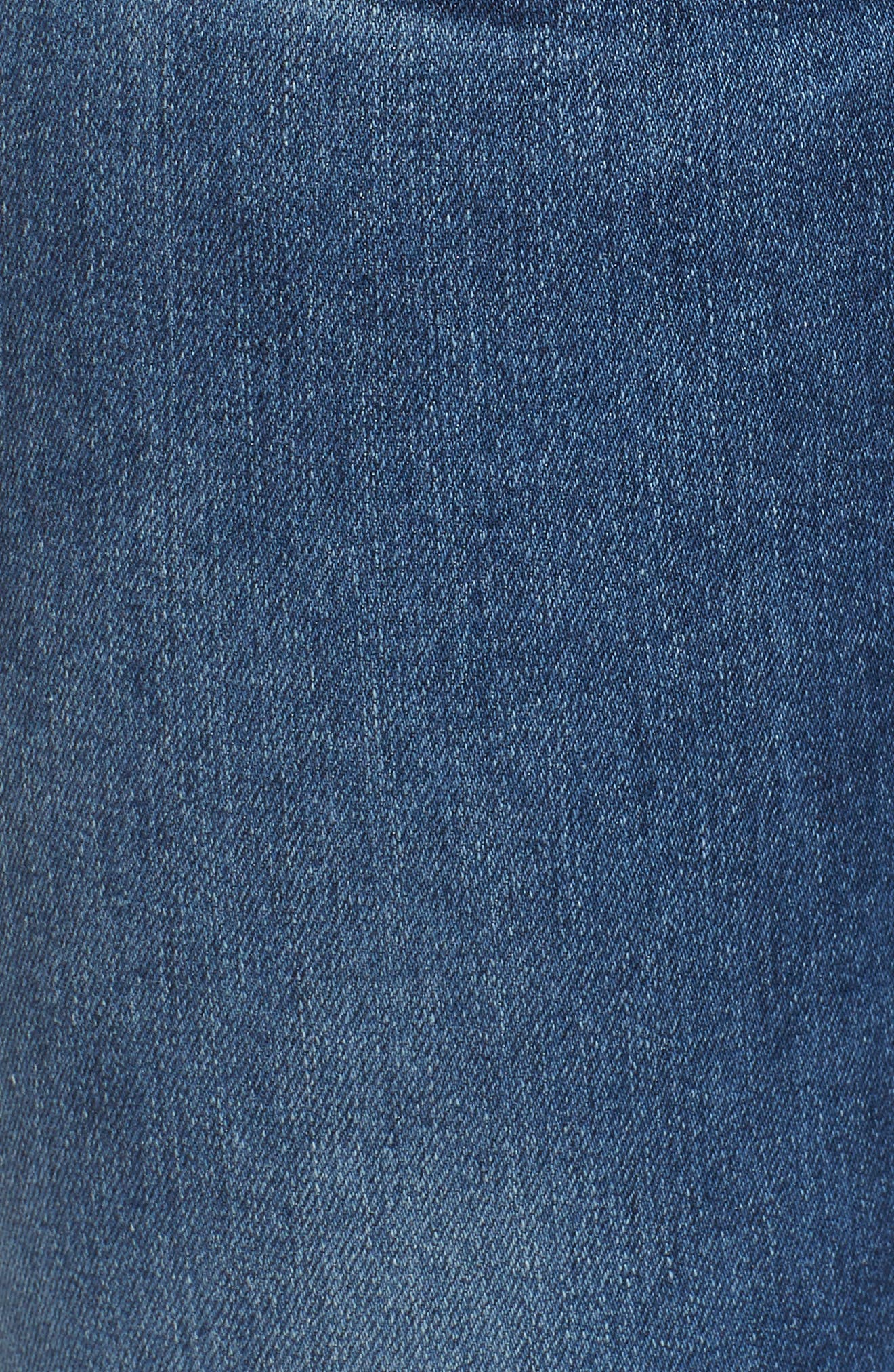 The Farrah Ankle Skinny Jeans,                             Alternate thumbnail 2, color,                             11 Years Contemplate