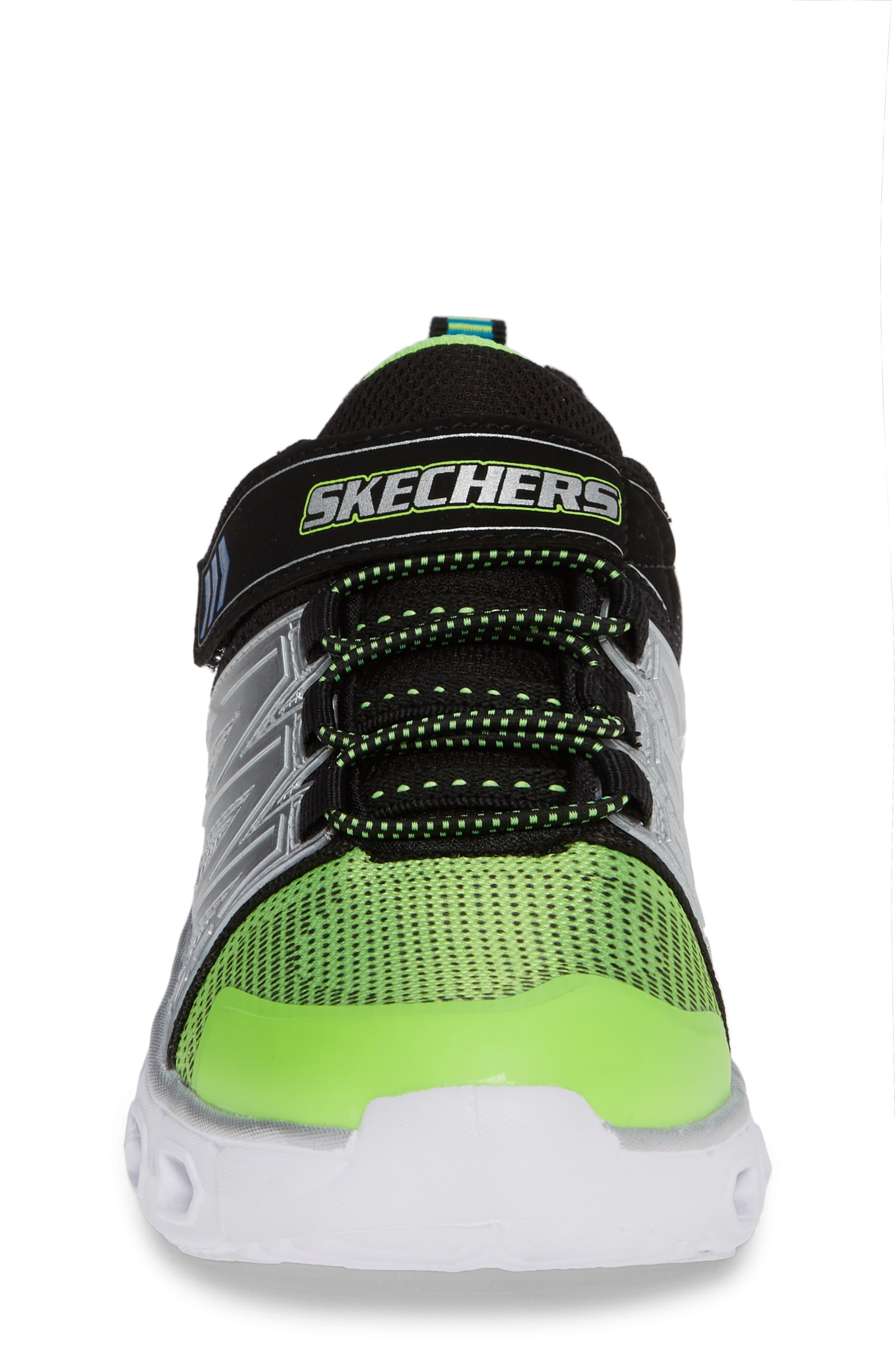 Hypno-Flash 2.0 Sneakers,                             Alternate thumbnail 7, color,                             Lime/ Black
