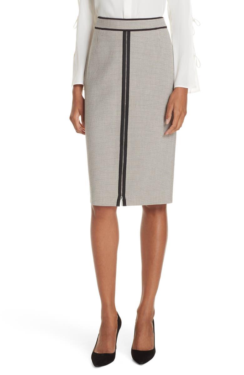 Voliviena Pencil Skirt