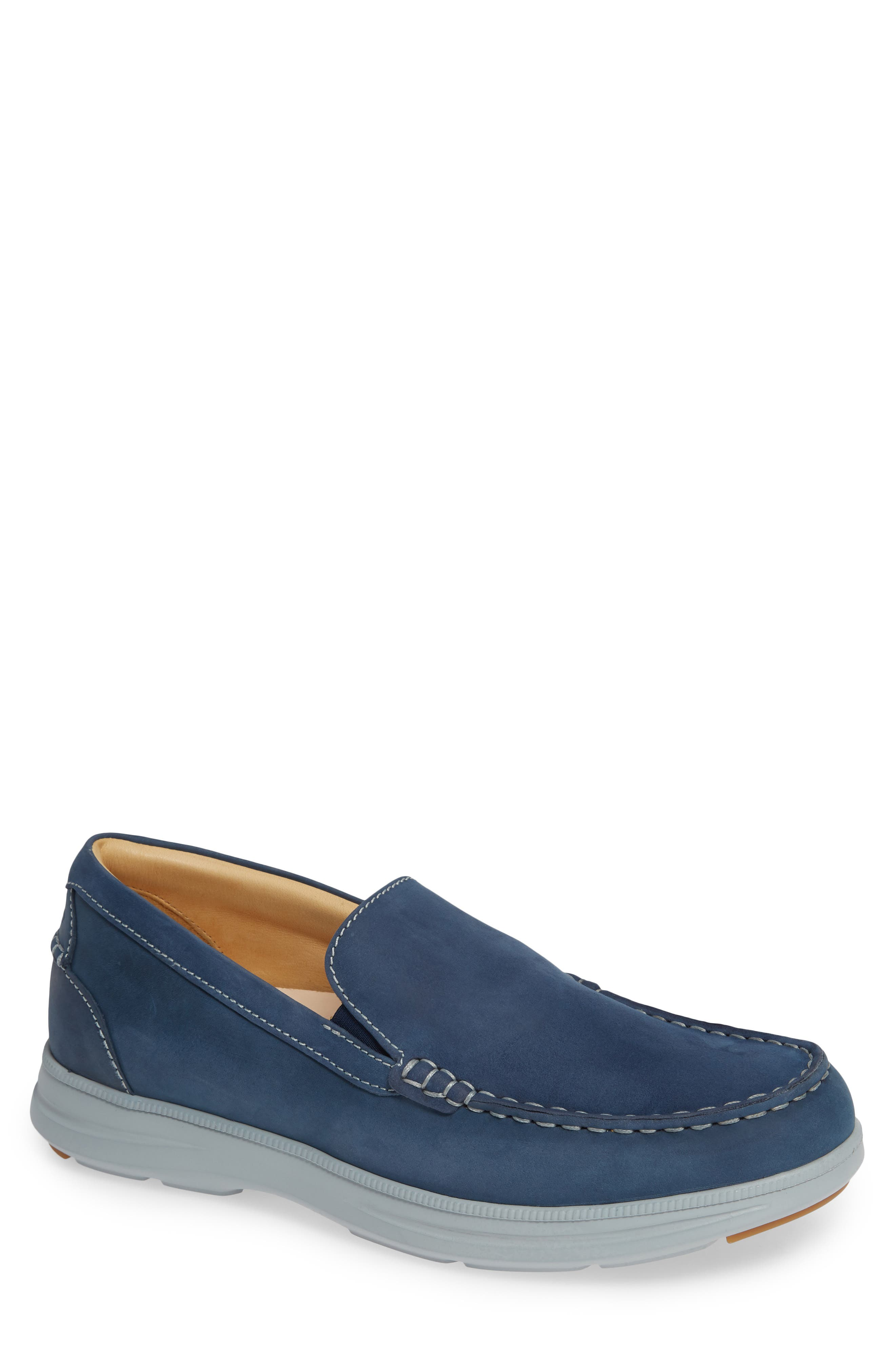 Brown Loafers Slip Ons Whats New For Men Nordstrom D Island Shoes Moccasine On Lacoste Suede Blue