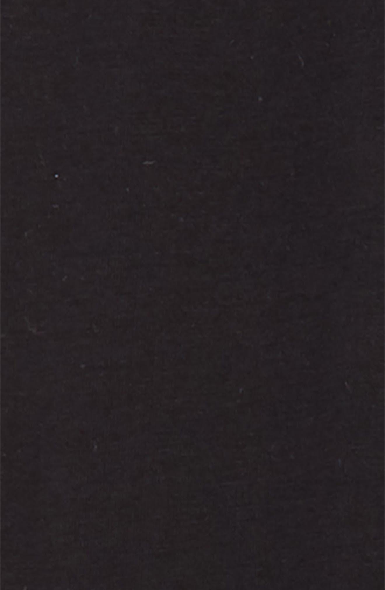Briana Flutter Pants,                             Alternate thumbnail 2, color,                             Black