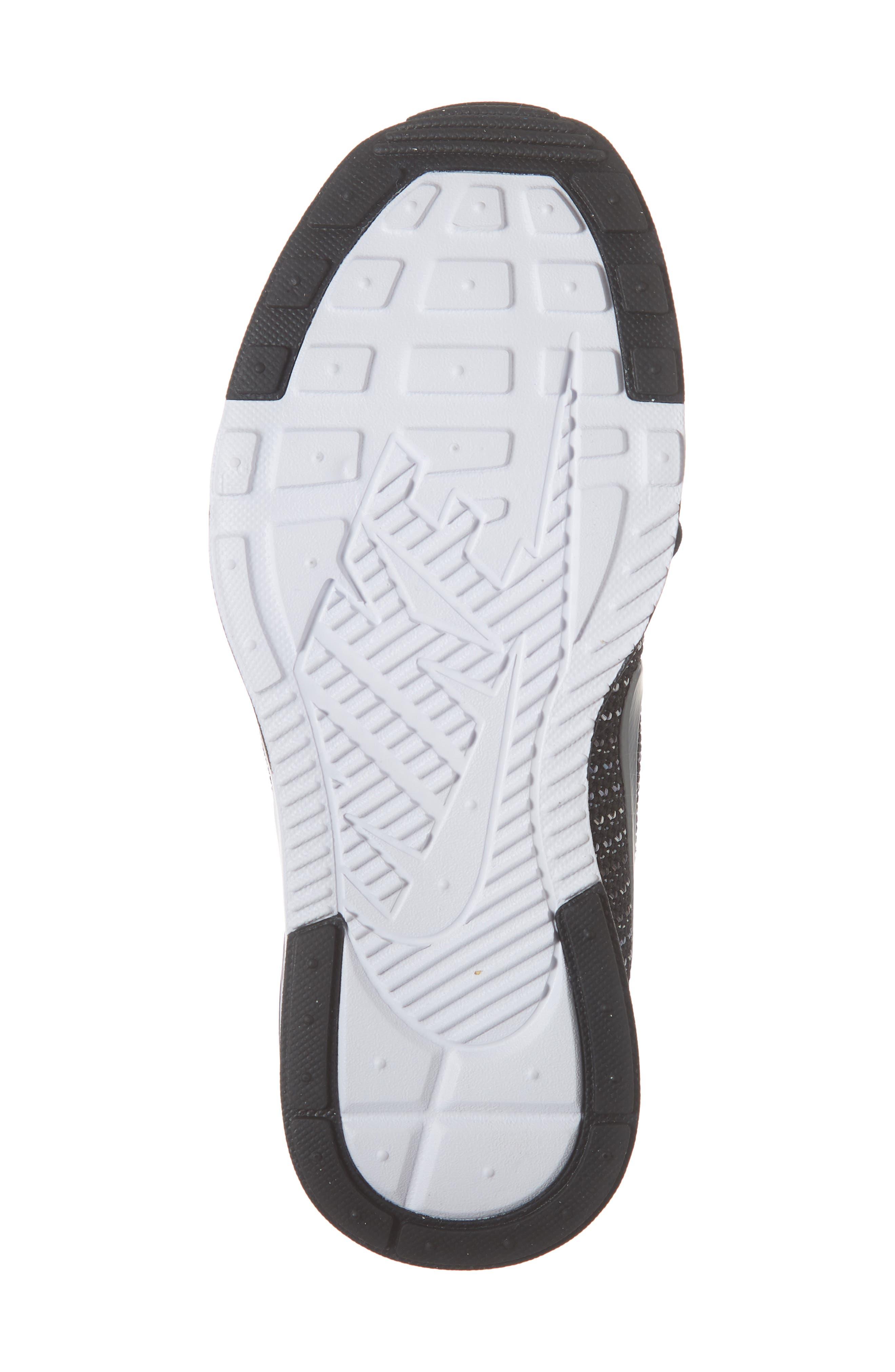 Ashin Modern Sock Knit Sneaker,                             Alternate thumbnail 5, color,                             Black/ Cool Grey/ Anthracite