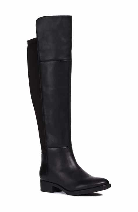 e5c392b57356 Geox Felicity Knee High Boot (Women)