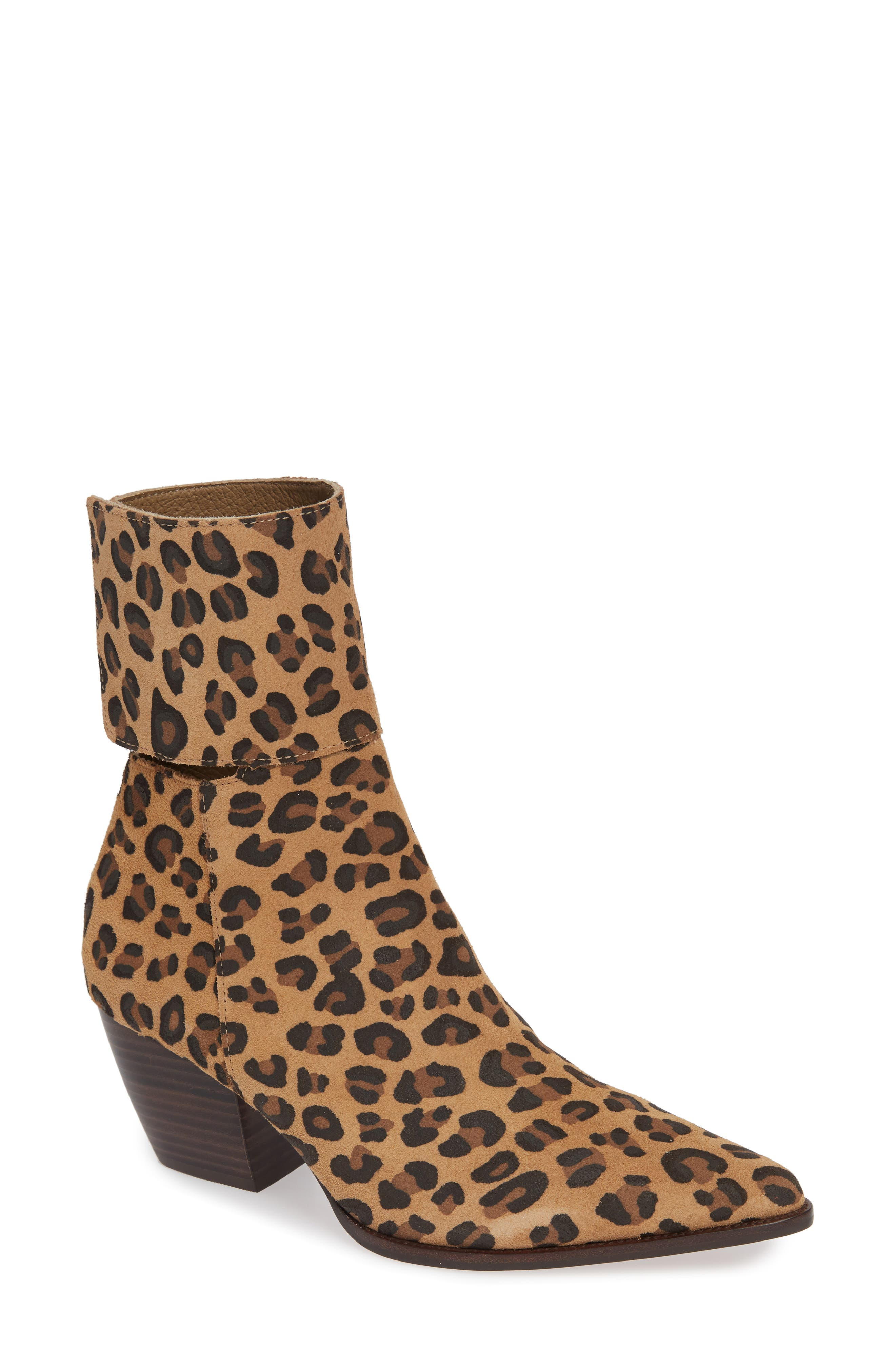 GOOD COMPANY ANKLE CUFF BOOTIE