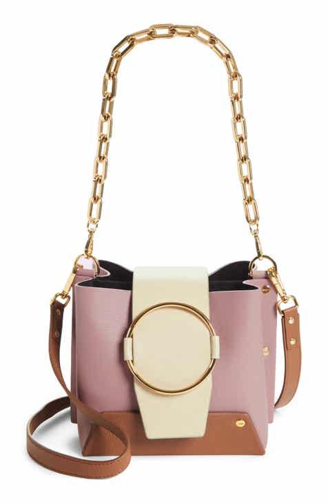 49d60e0d9d77 Yuzefi Delia Bucket Bag
