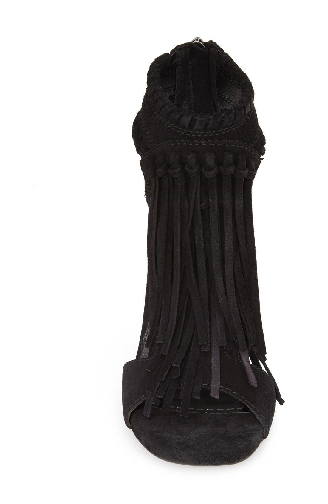 Alternate Image 3  - Chinese Laundry 'Santa Fe' Suede Fringe Sandal (Women)