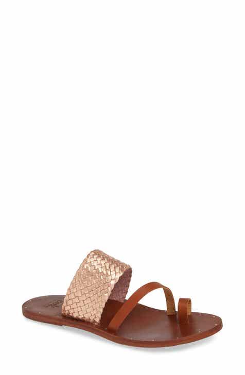 478ea80f363f Beek Cockatiel Woven Slide Sandal (Women)