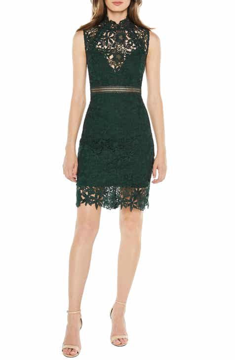 524103ce0c4 Bardot Paris Lace Body-Con Dress