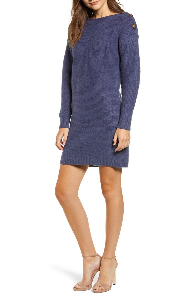 Chriselle Lim Sawyer Sweater Dress