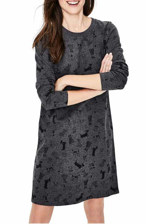 grey cotton dress   Nordstrom