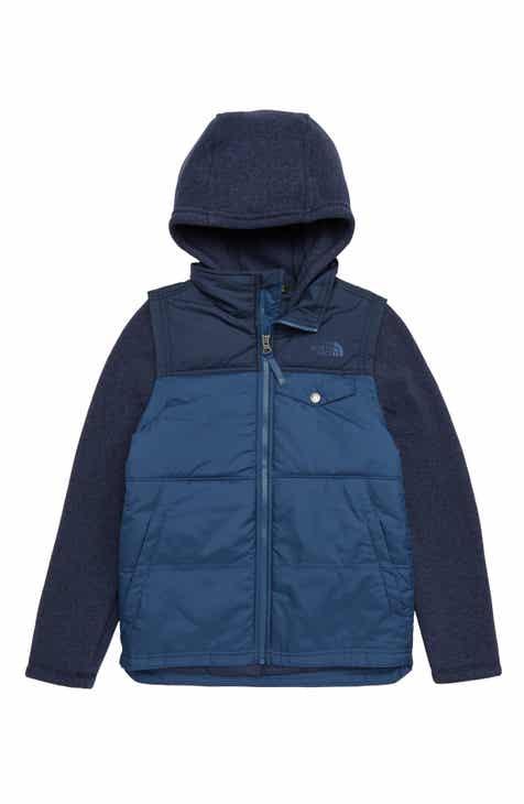 The North Face Gordon Lyons Varsity Vest Jacket (Big Boys) a33d44fe6