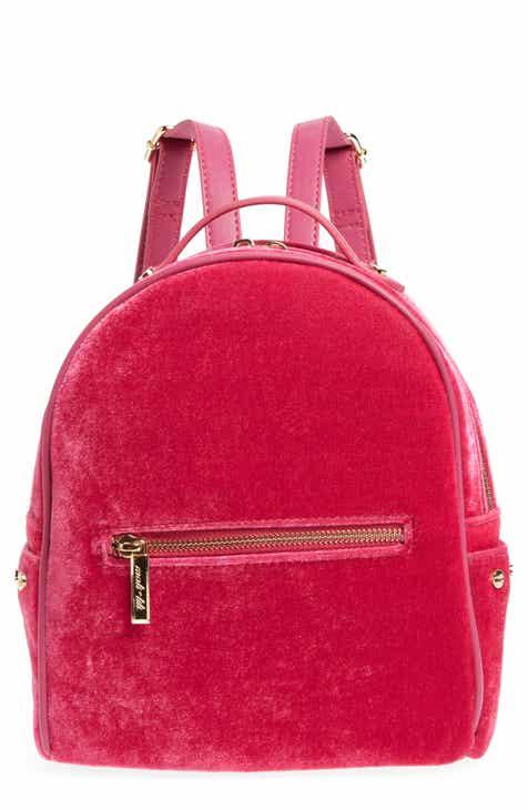 1a3ec14520 Mali + Lili Marlee Velvet Backpack
