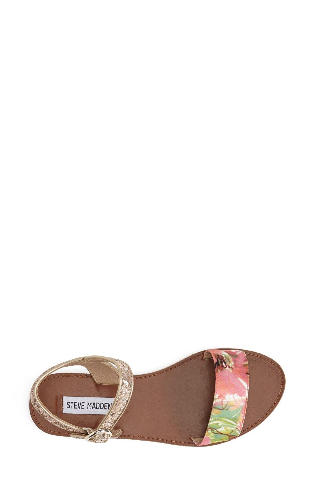 Alternate Image 3  - Steve Madden 'Donddi' Ankle Strap Sandal (Women)